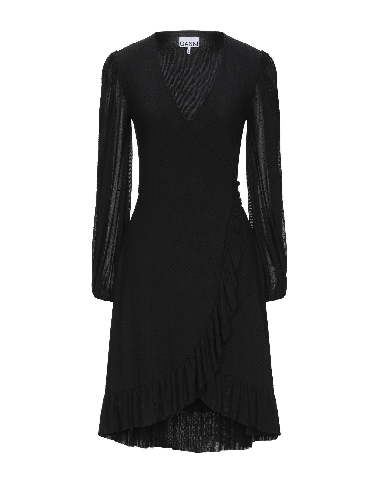 GANNI Короткое платье фото