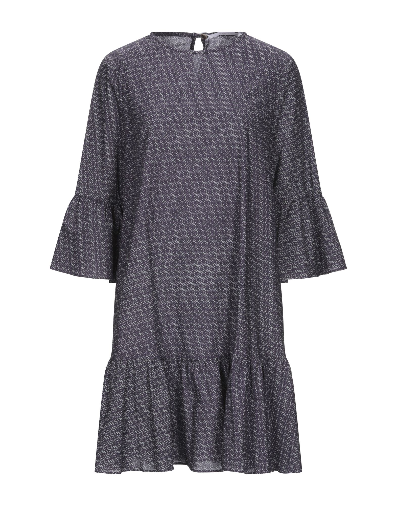 MAISON LAVINIATURRA Короткое платье maison laviniaturra блузка
