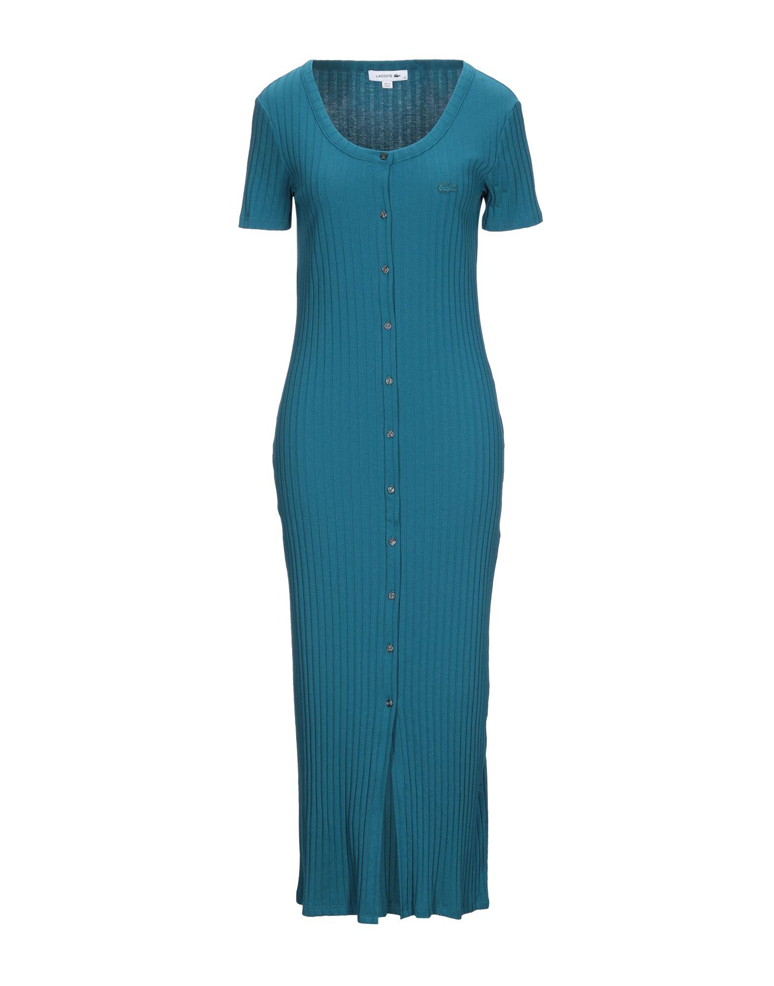 LACOSTE Длинное платье платье lacoste ef892536lt