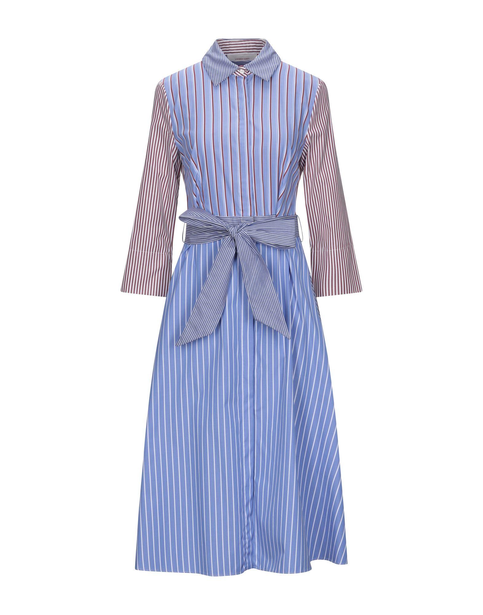 LIVIANA CONTI Платье длиной 3/4 vionnet платье длиной 3 4