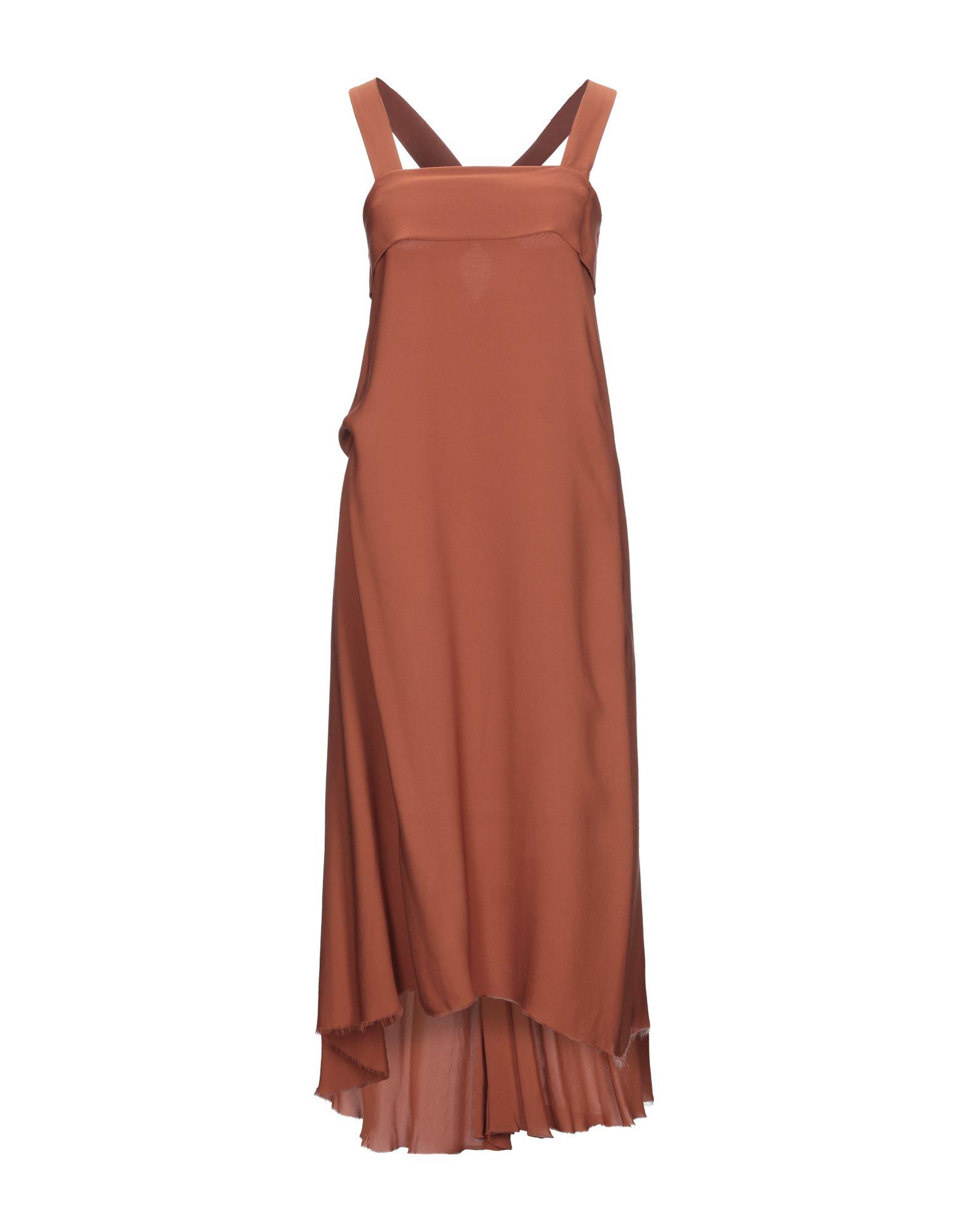 ISABEL BENENATO Платье длиной 3/4 isabel garcia платье длиной 3 4
