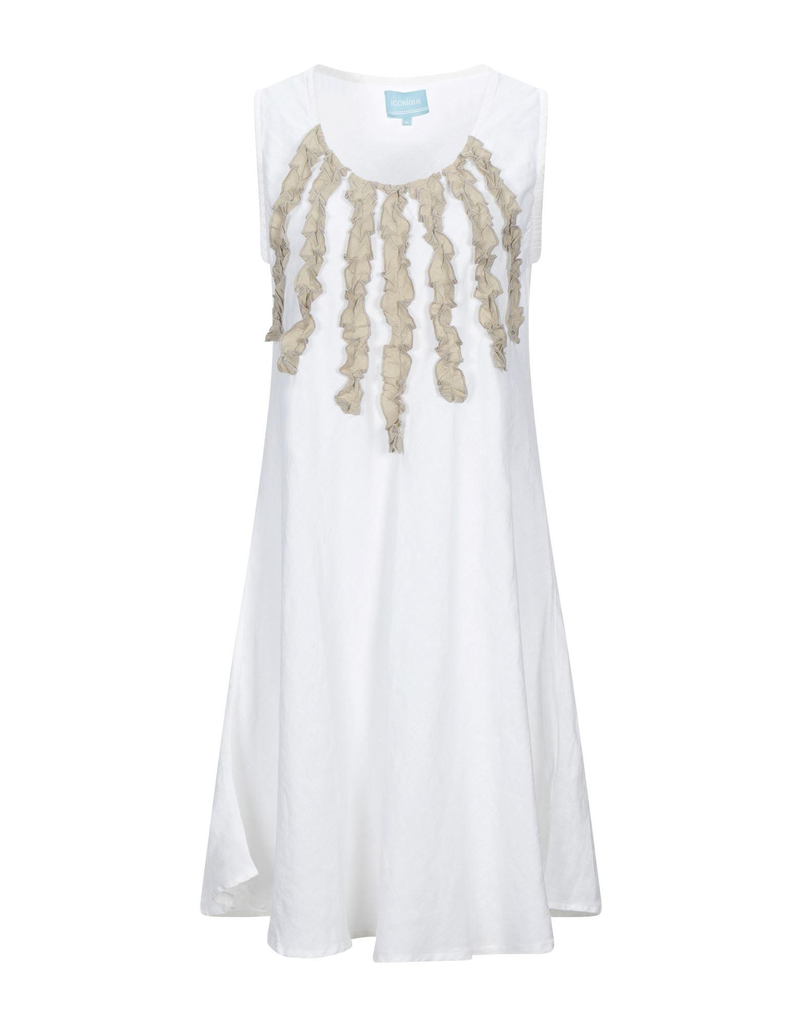 ICONIQUE Короткое платье