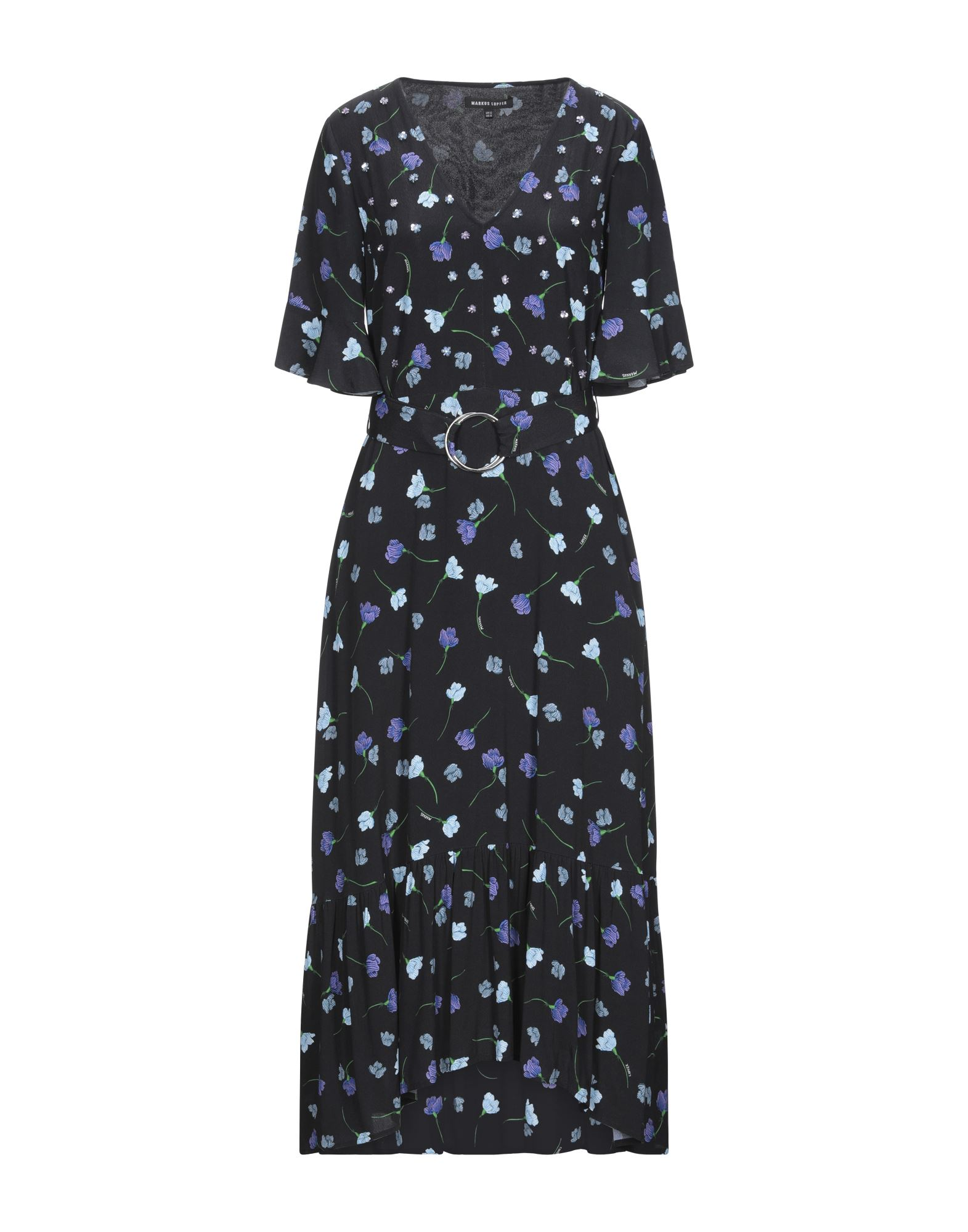 MARKUS LUPFER Длинное платье markus lupfer длинное платье