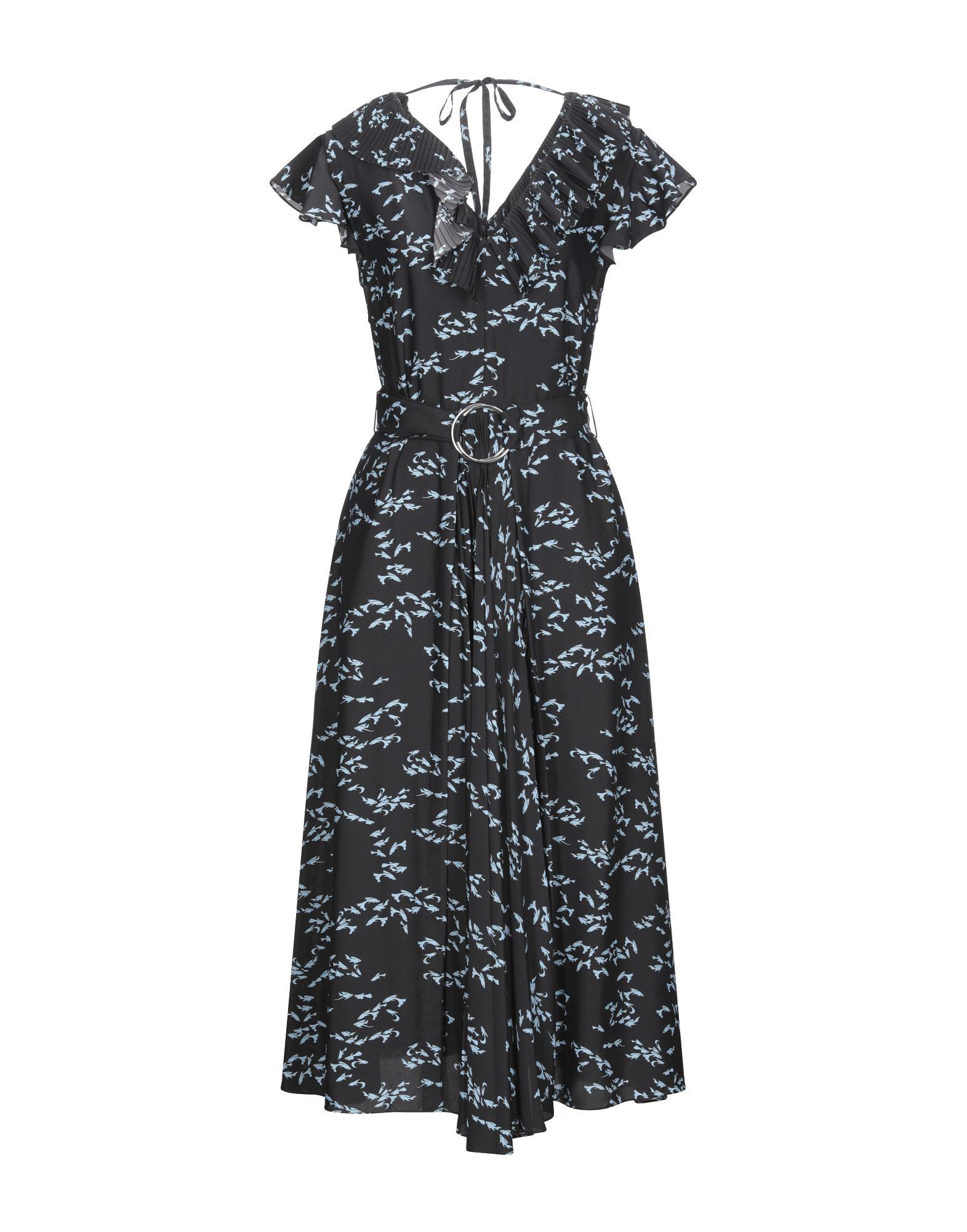 markus lupfer короткое платье MARKUS LUPFER Платье миди