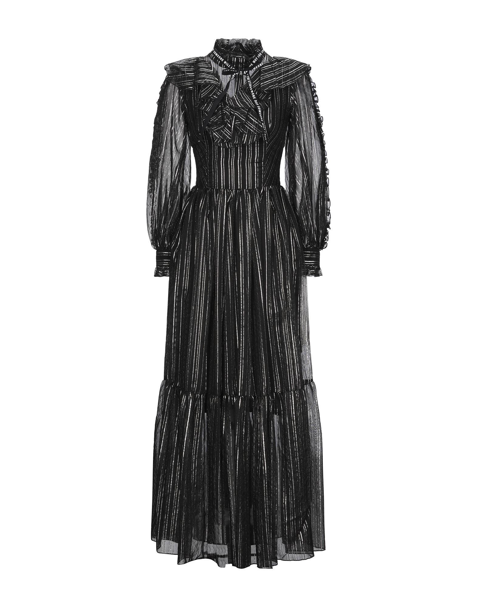 FRANKIE MORELLO Длинное платье фото