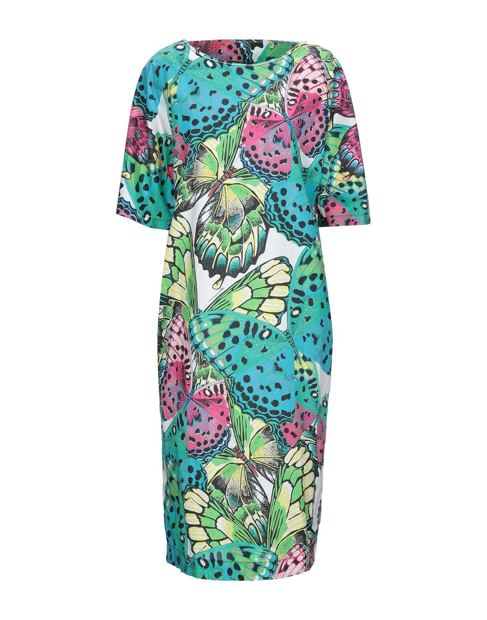 FONTANA COUTURE Платье до колена fontana