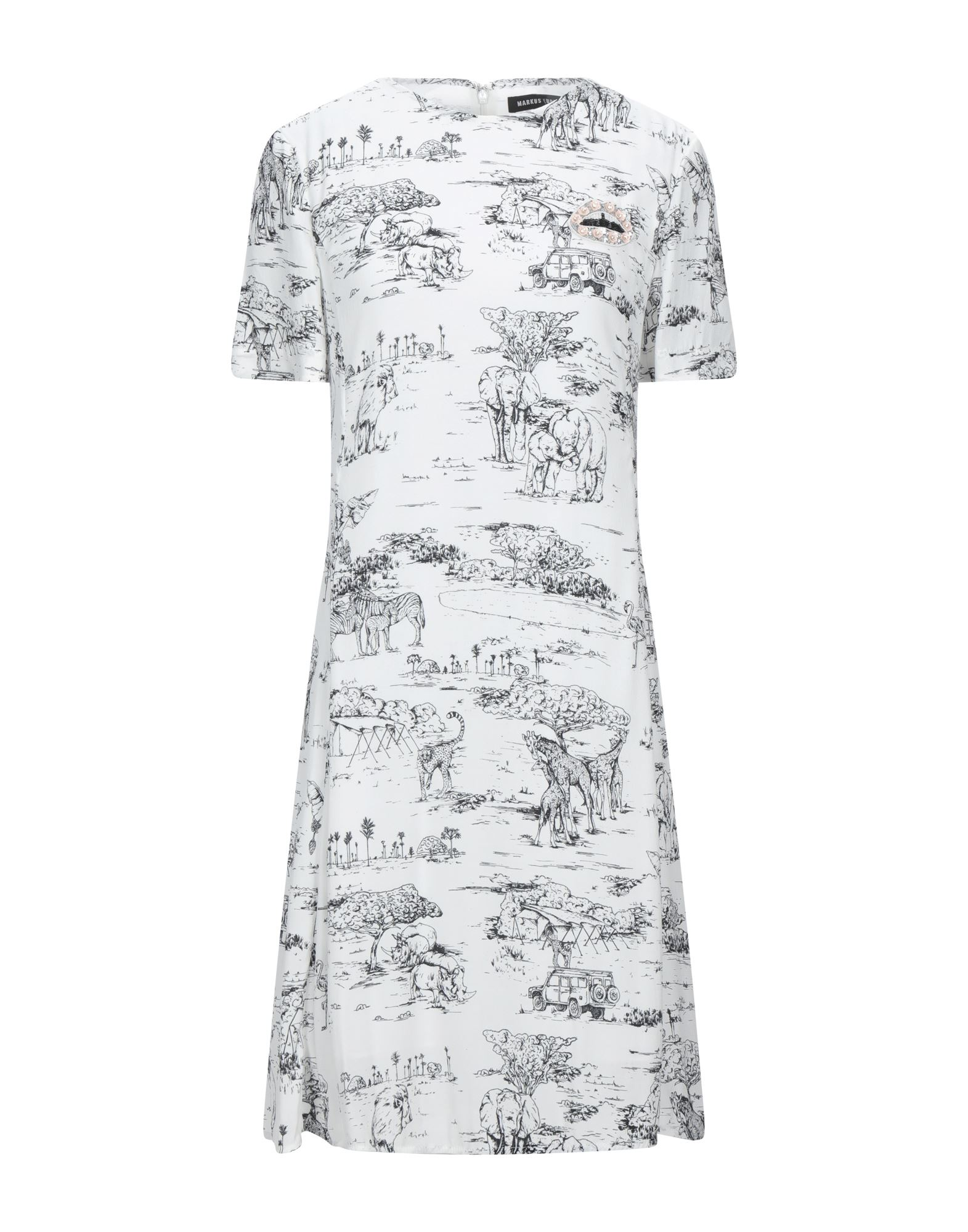 markus lupfer короткое платье MARKUS LUPFER Короткое платье