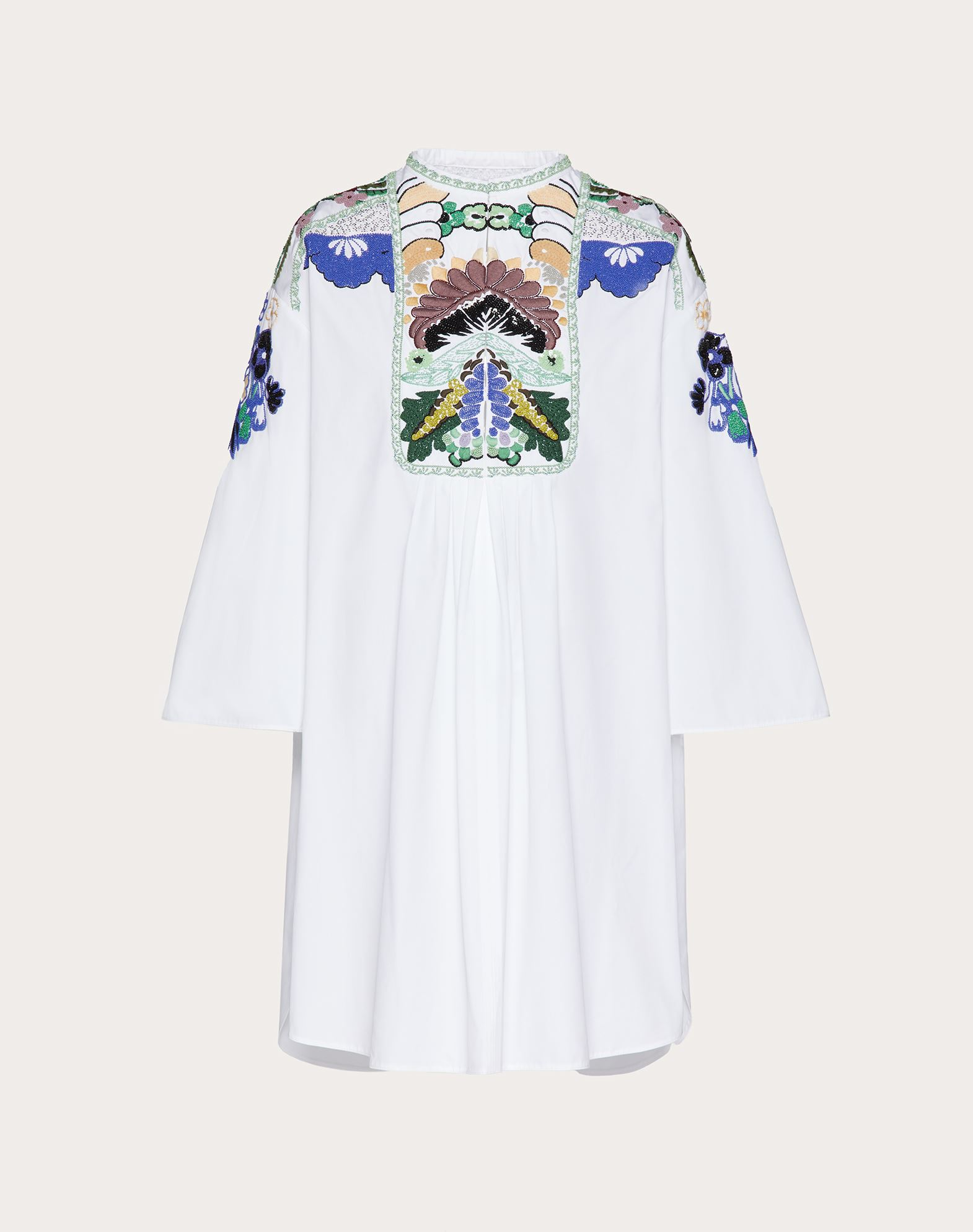 Gorgeous and versatile, Sleeveless and with a length up to the knee Mar\u00eda Luisa Dress Embroidered mexican dress made by Mayan artisans