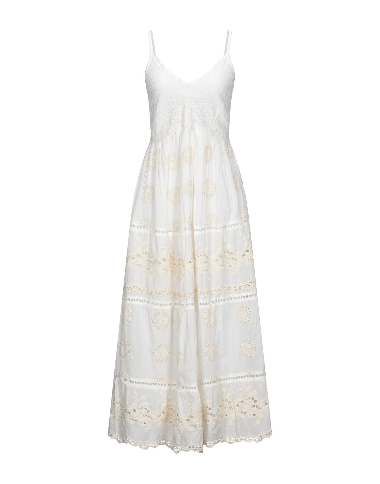 ICONIQUE Длинное платье
