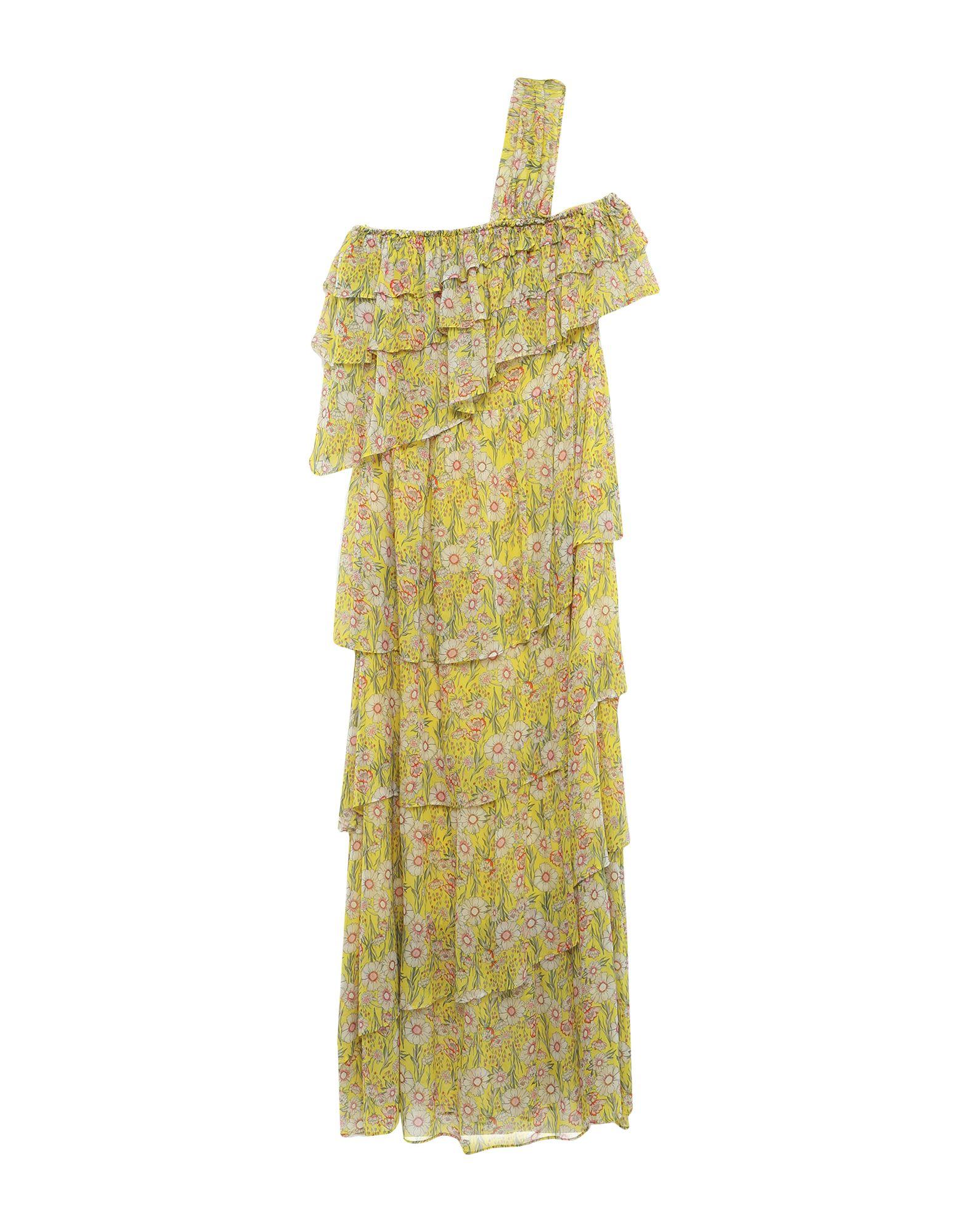 AINEA Длинное платье фото