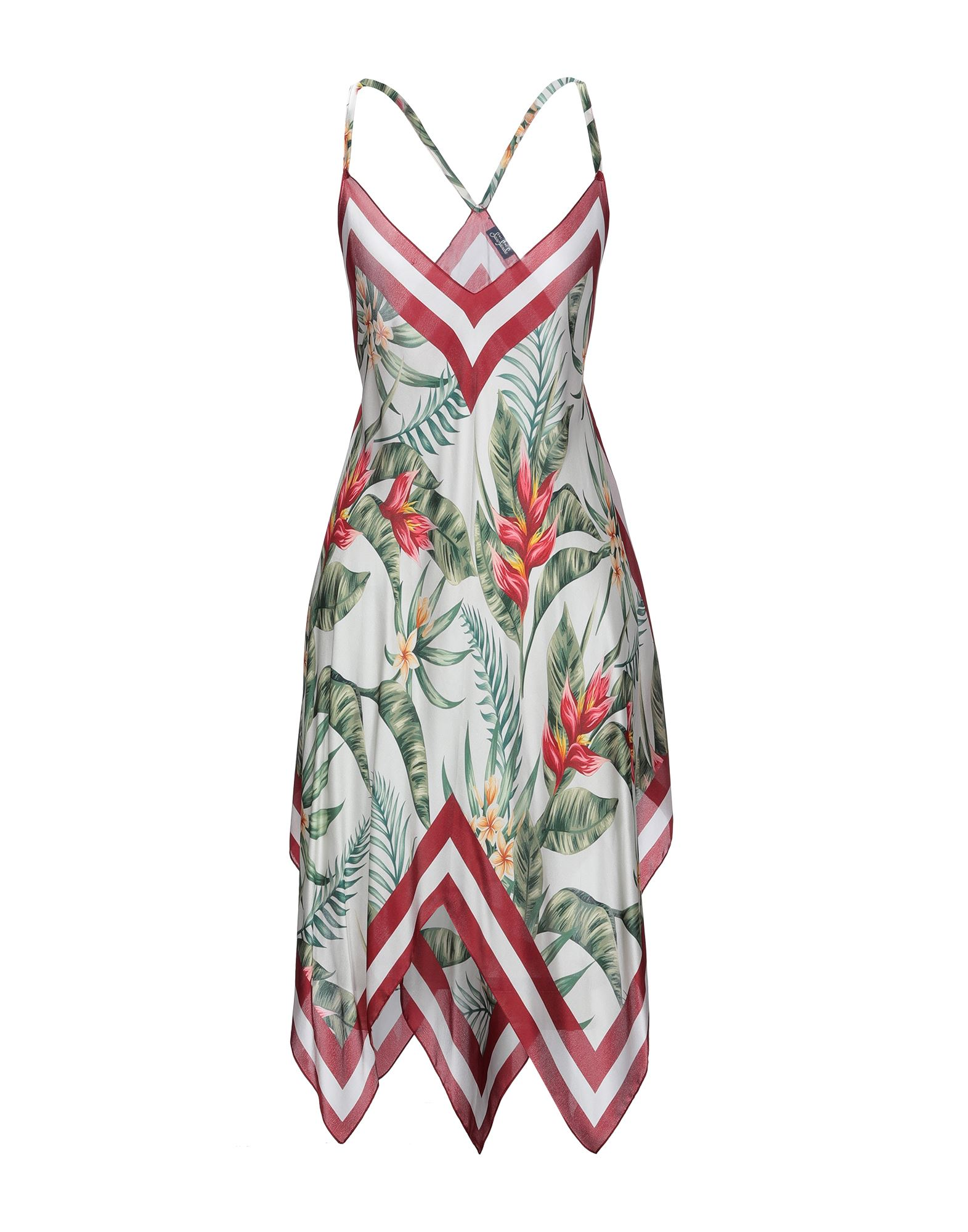 MC2 SAINT BARTH Платье длиной 3/4