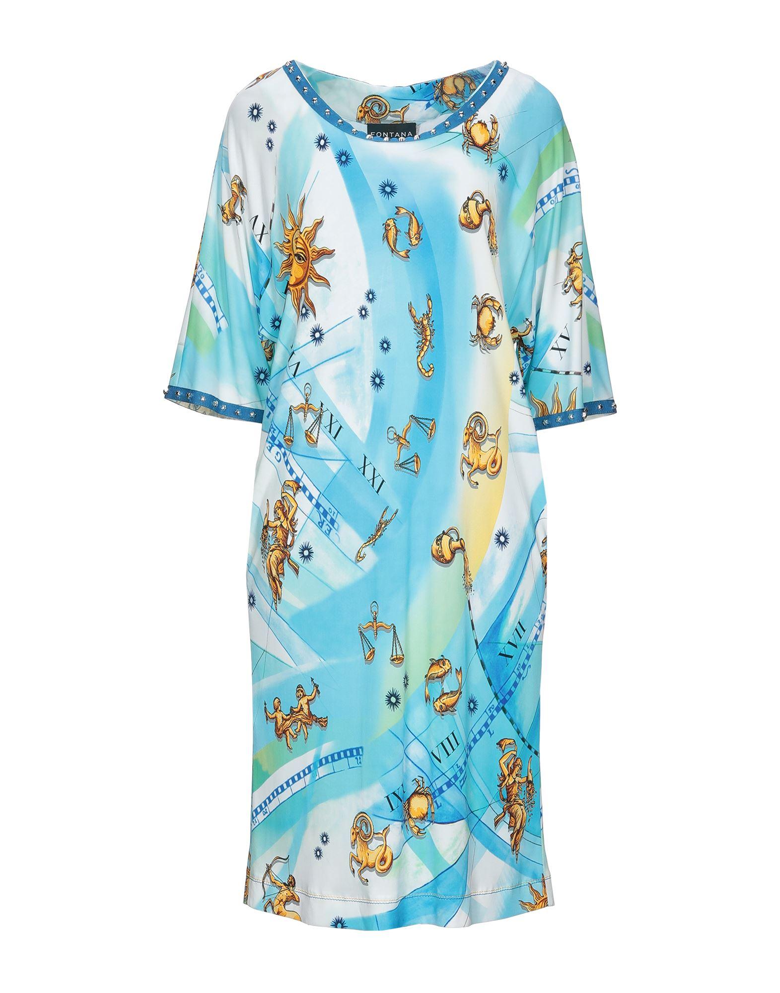 Фото - FONTANA COUTURE Платье до колена fontana couture кардиган