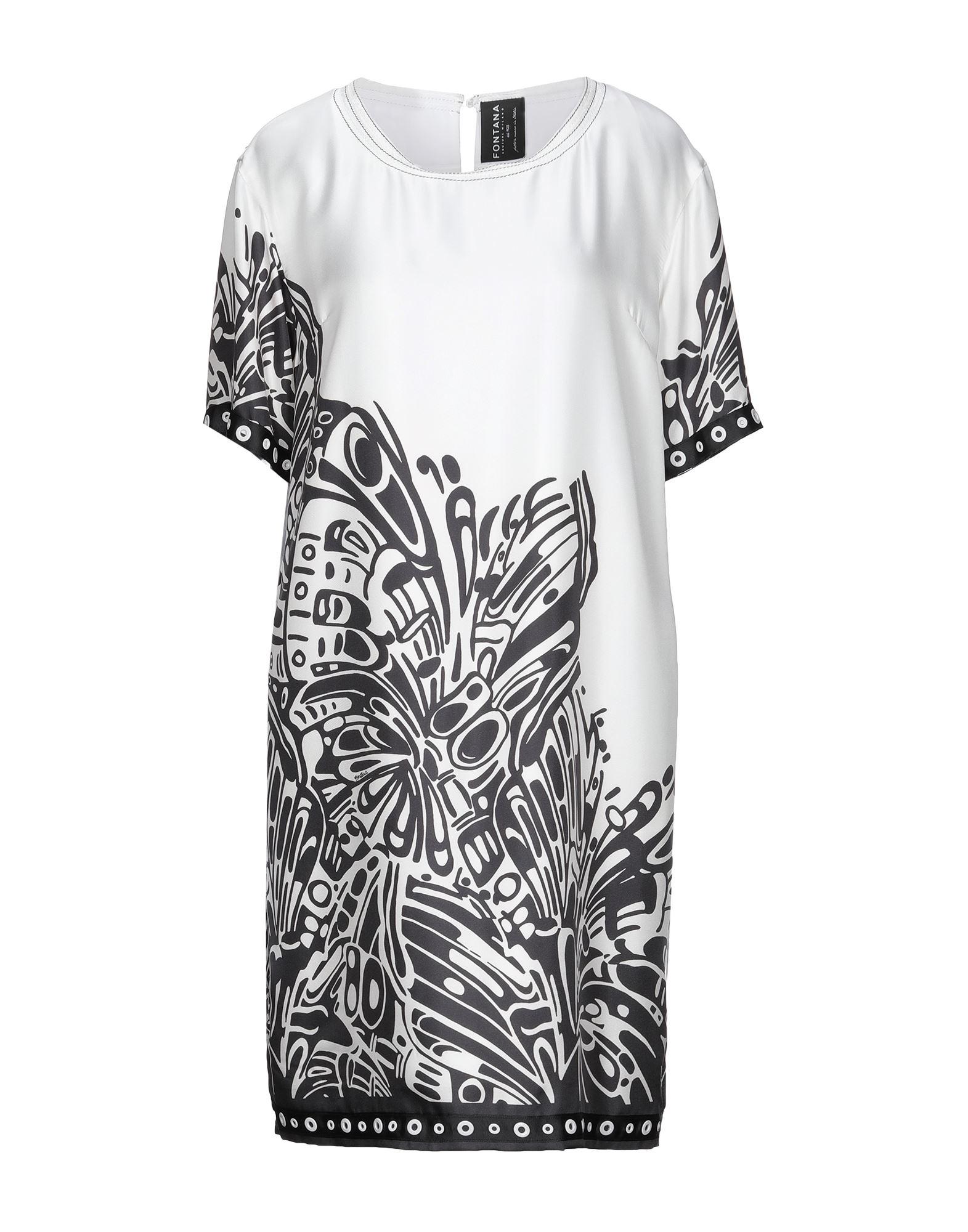 Фото - FONTANA COUTURE Короткое платье fontana couture кардиган