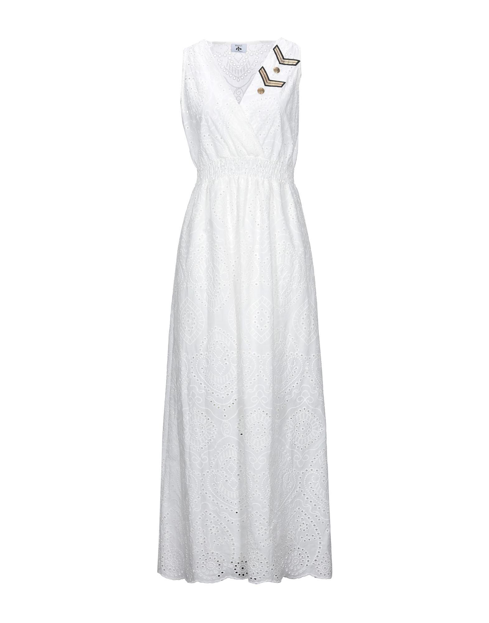 Фото - MARÇI by GIL SANTUCCI Длинное платье gil santucci платье до колена