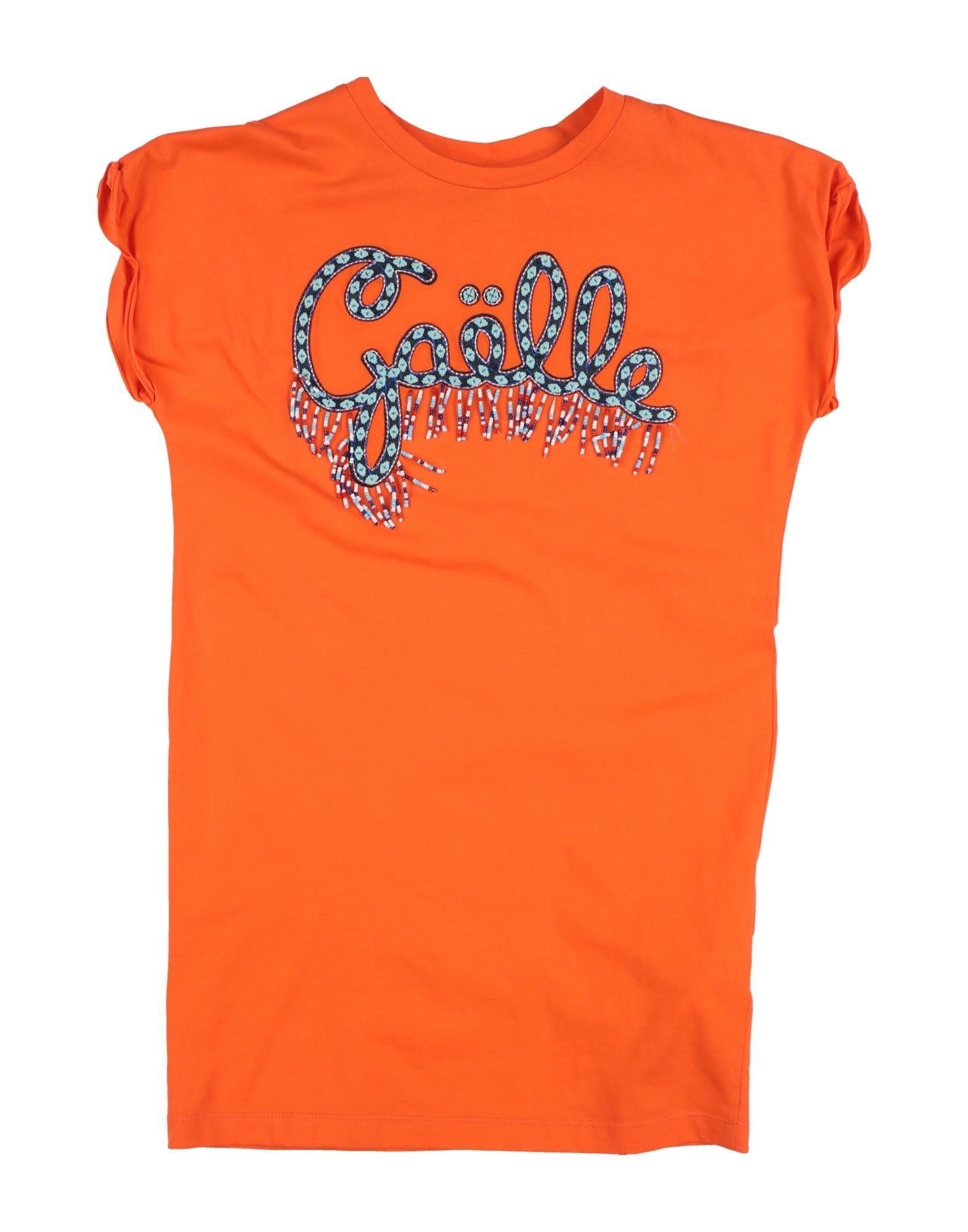 《セール開催中》GA?LLE Paris ガールズ 9-16 歳 ワンピース&ドレス オレンジ 10 コットン 100%