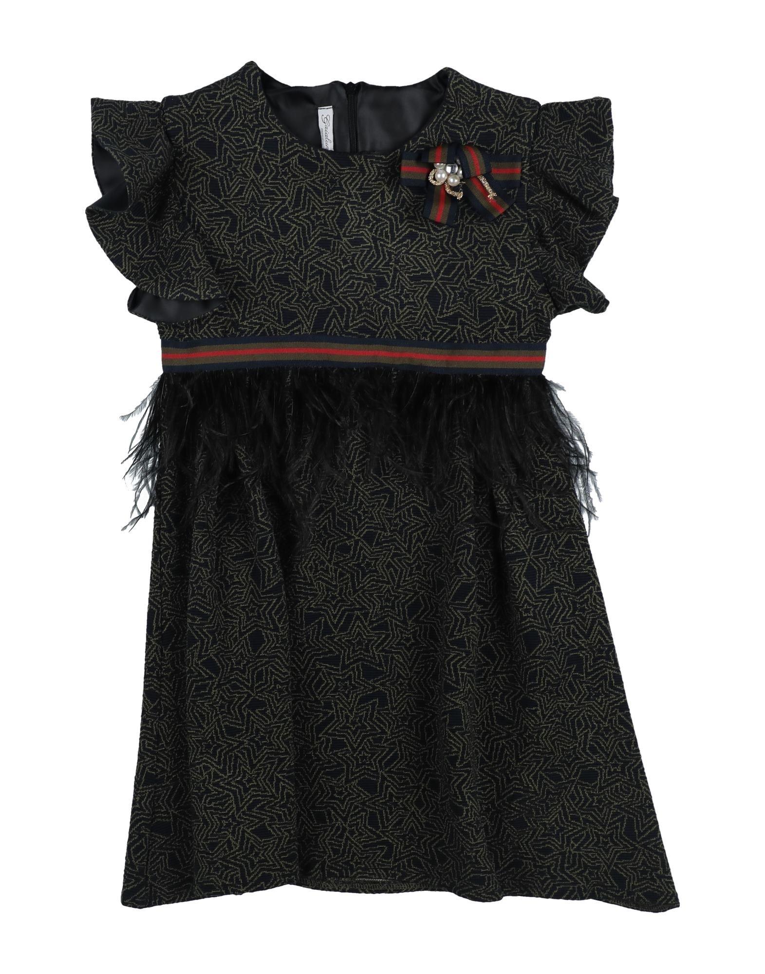 《セール開催中》GAIALUNA ガールズ 9-16 歳 ワンピース&ドレス ブルー 12 ポリエステル 100%