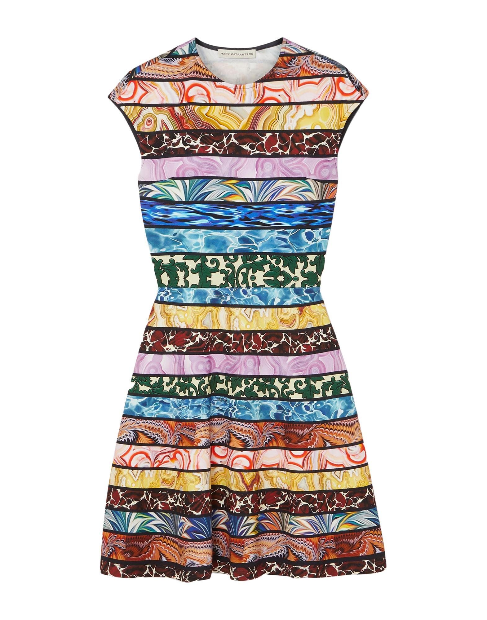MARY KATRANTZOU Короткое платье недорого