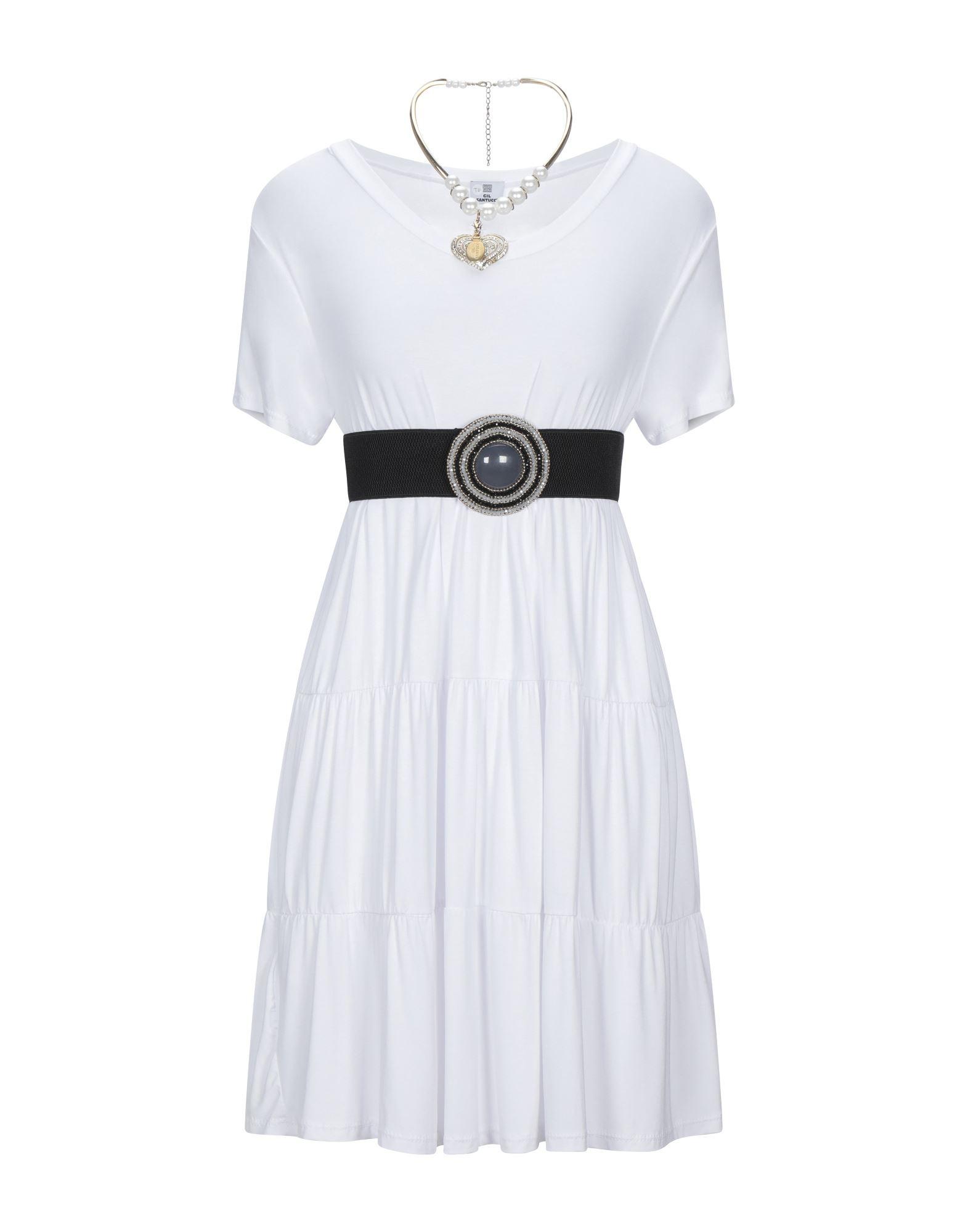 Фото - GIL SANTUCCI Короткое платье gil santucci длинное платье