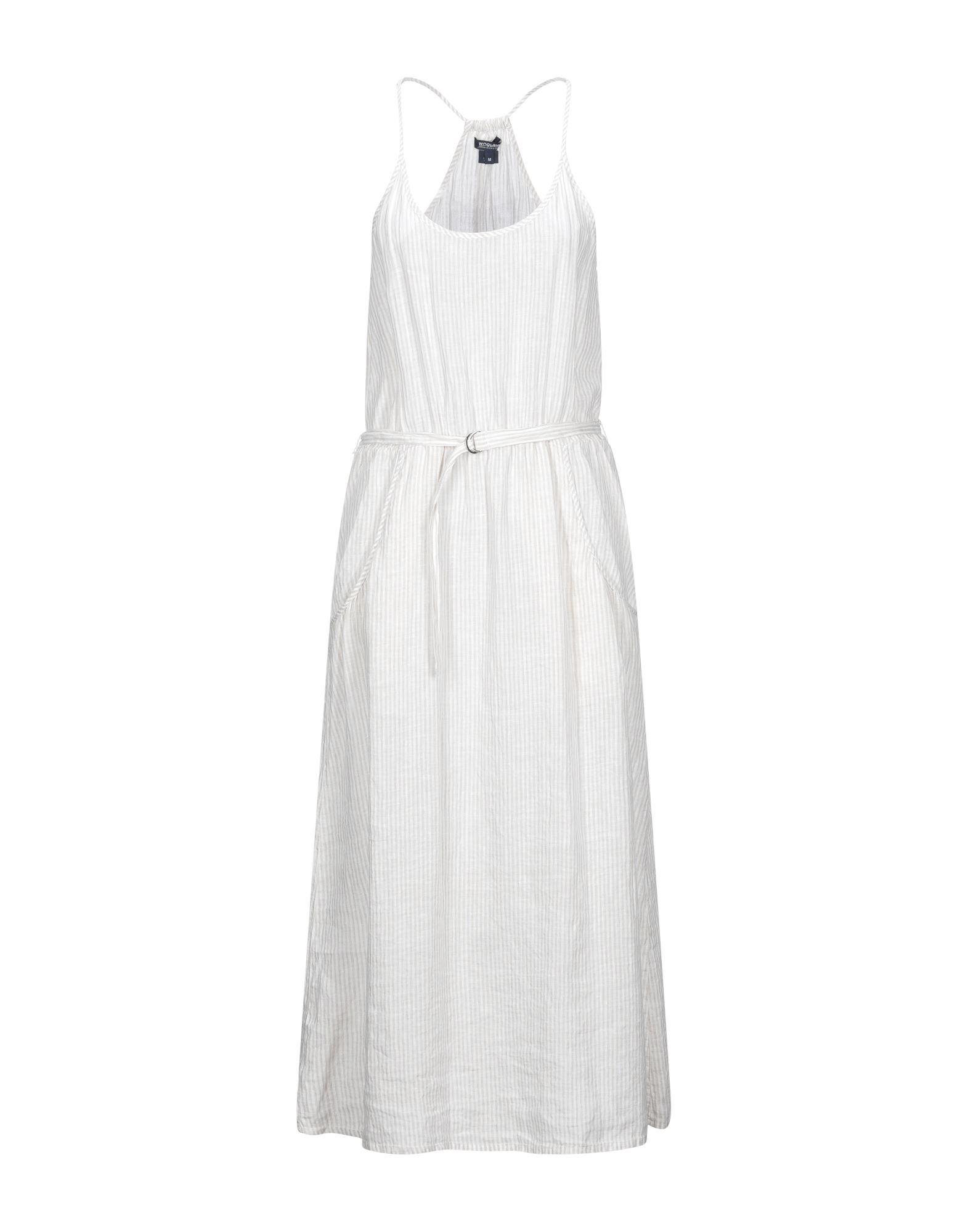 Фото - WOOLRICH Платье длиной 3/4 woolrich топ без рукавов