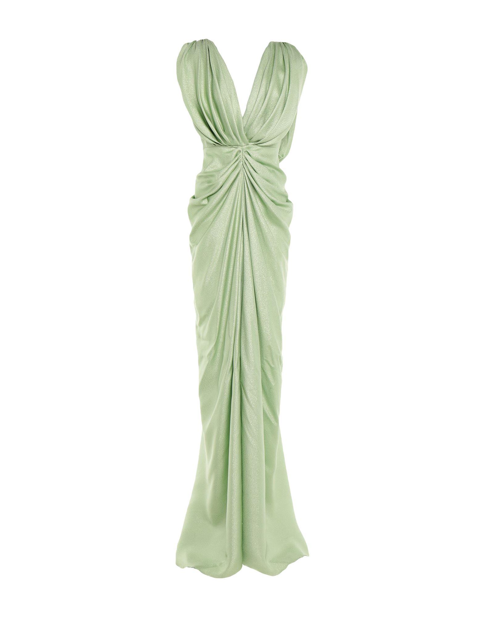 RHEA COSTA Длинное платье rhea costa платье до колена
