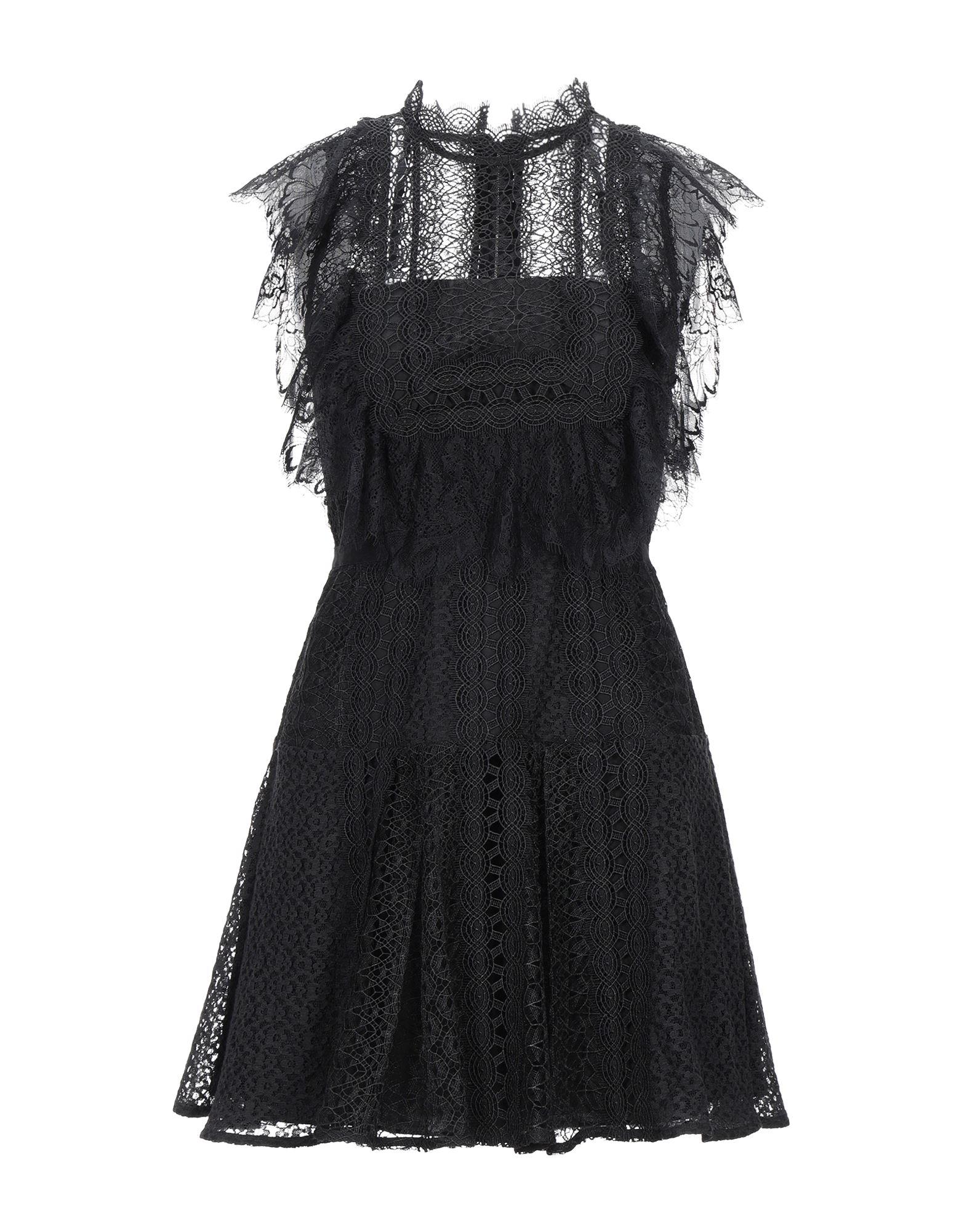 SELF-PORTRAIT Короткое платье фото