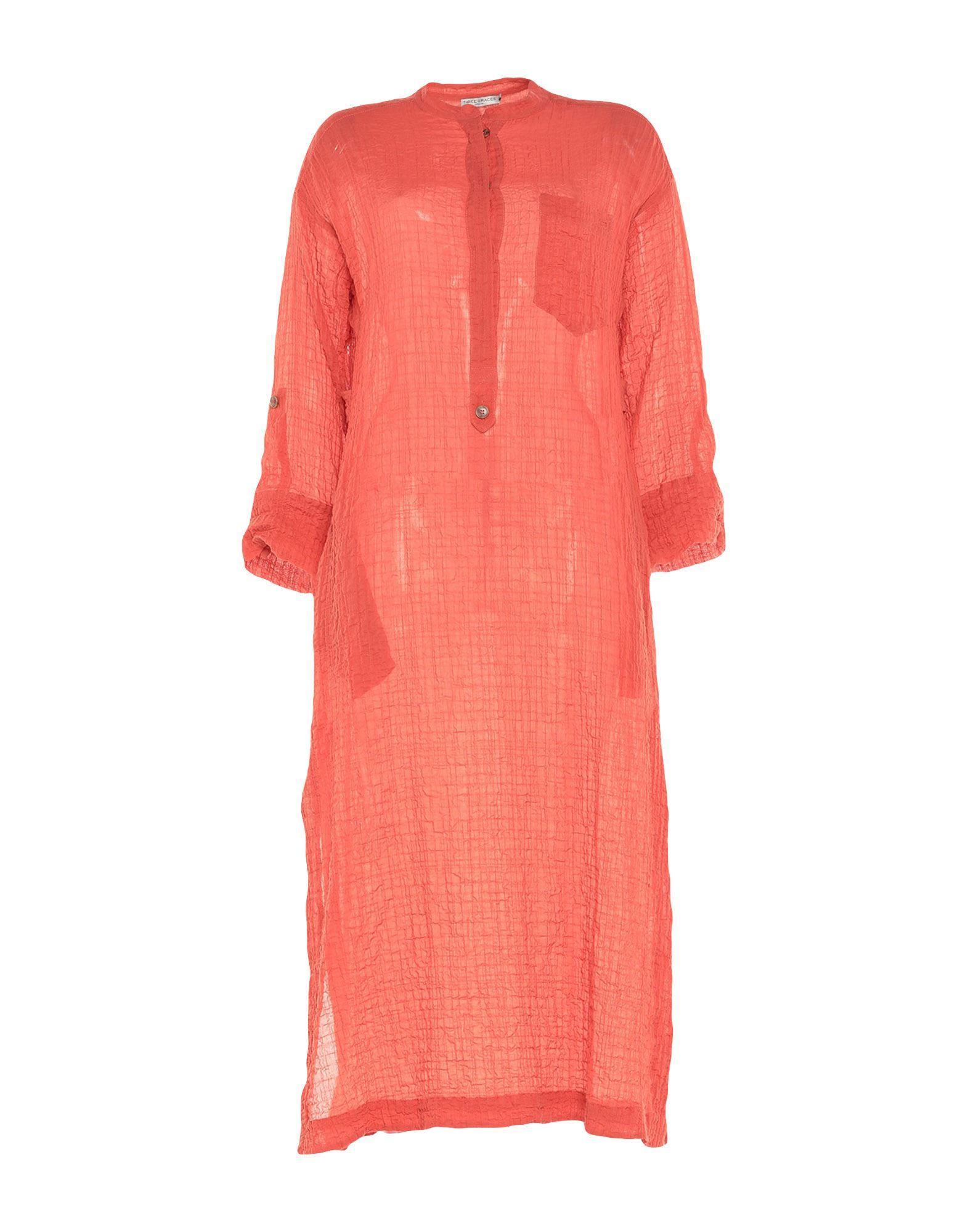 THREE GRACES LONDON Платье длиной 3/4 little mistress london платье длиной 3 4