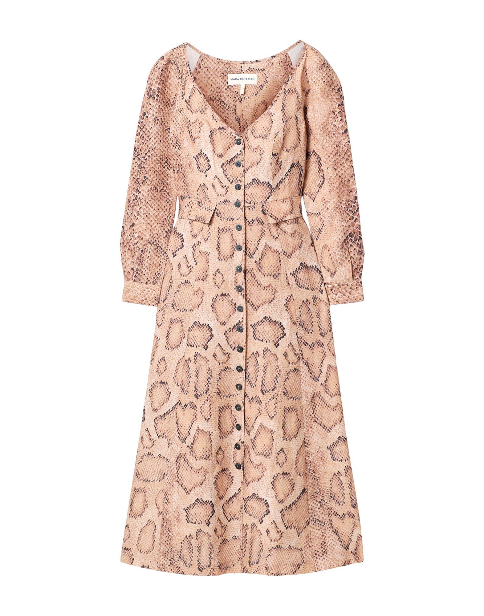 MARA HOFFMAN Длинное платье mara hoffman пляжное платье