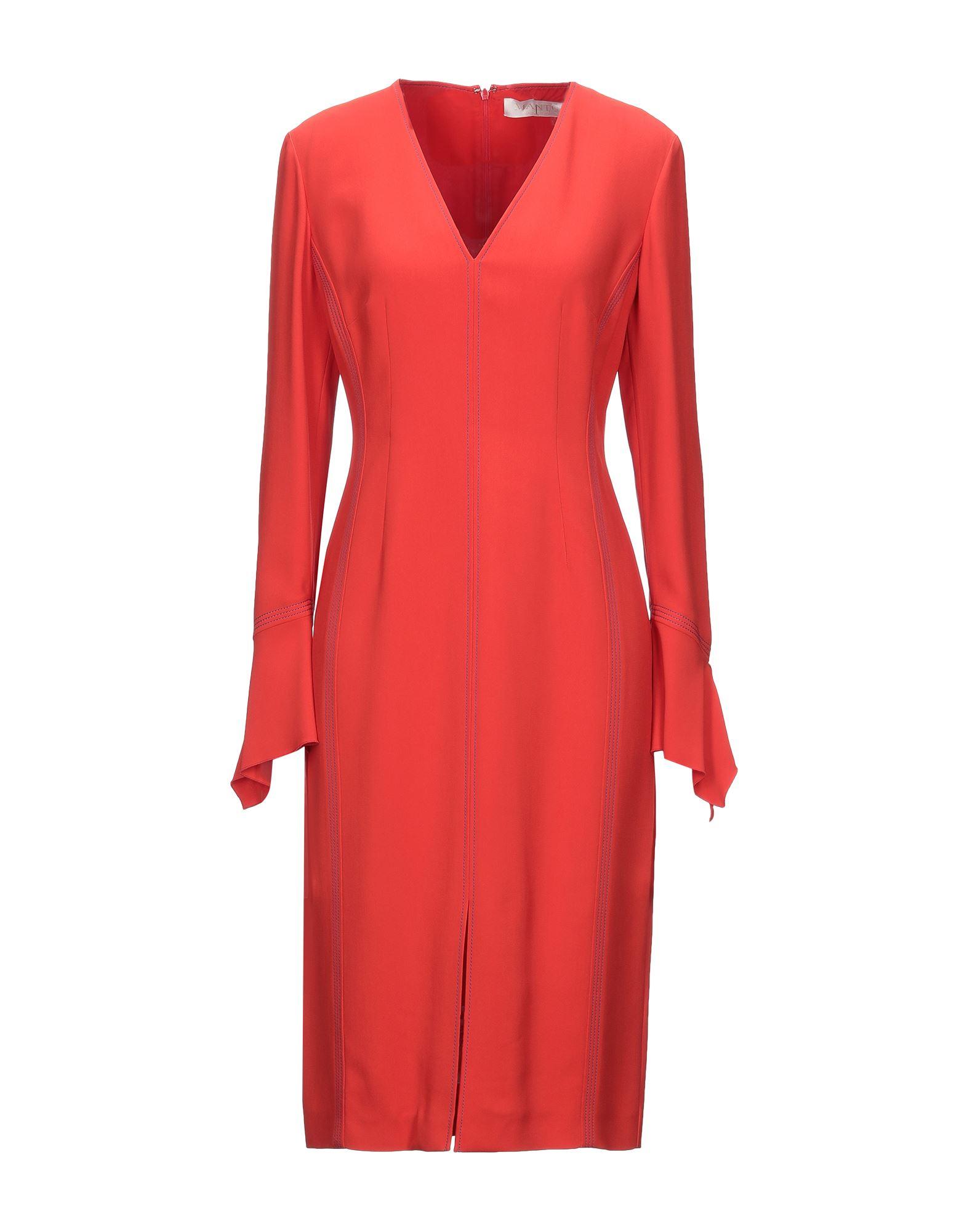 MANTÙ Платье до колена mantù легкое пальто