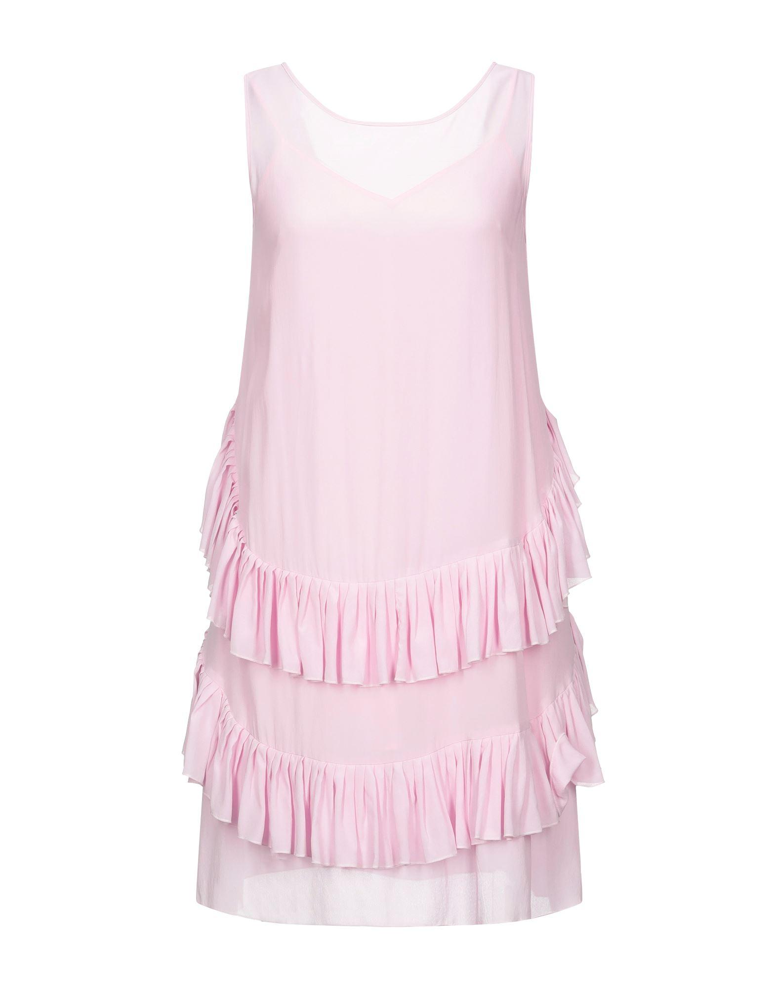 Фото - ISABELLE BLANCHE Paris Короткое платье isabelle blanche paris платье миди