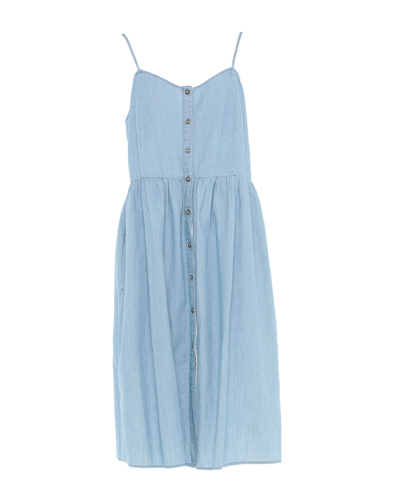 Фото - TOMMY JEANS Платье до колена платье tommy jeans dw0dw07907 c87 twilight navy
