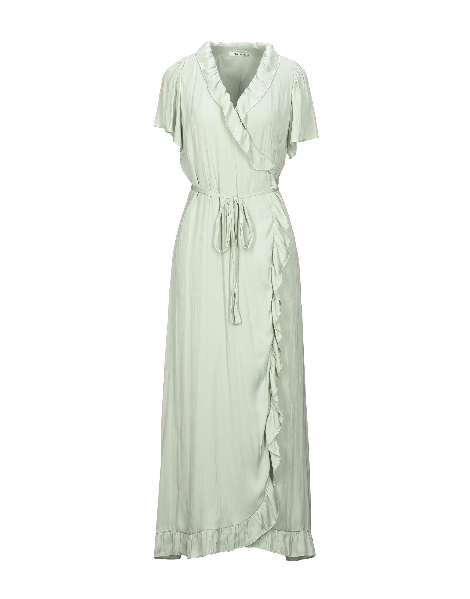 DRY LAKE. Длинное платье dry lake легинсы