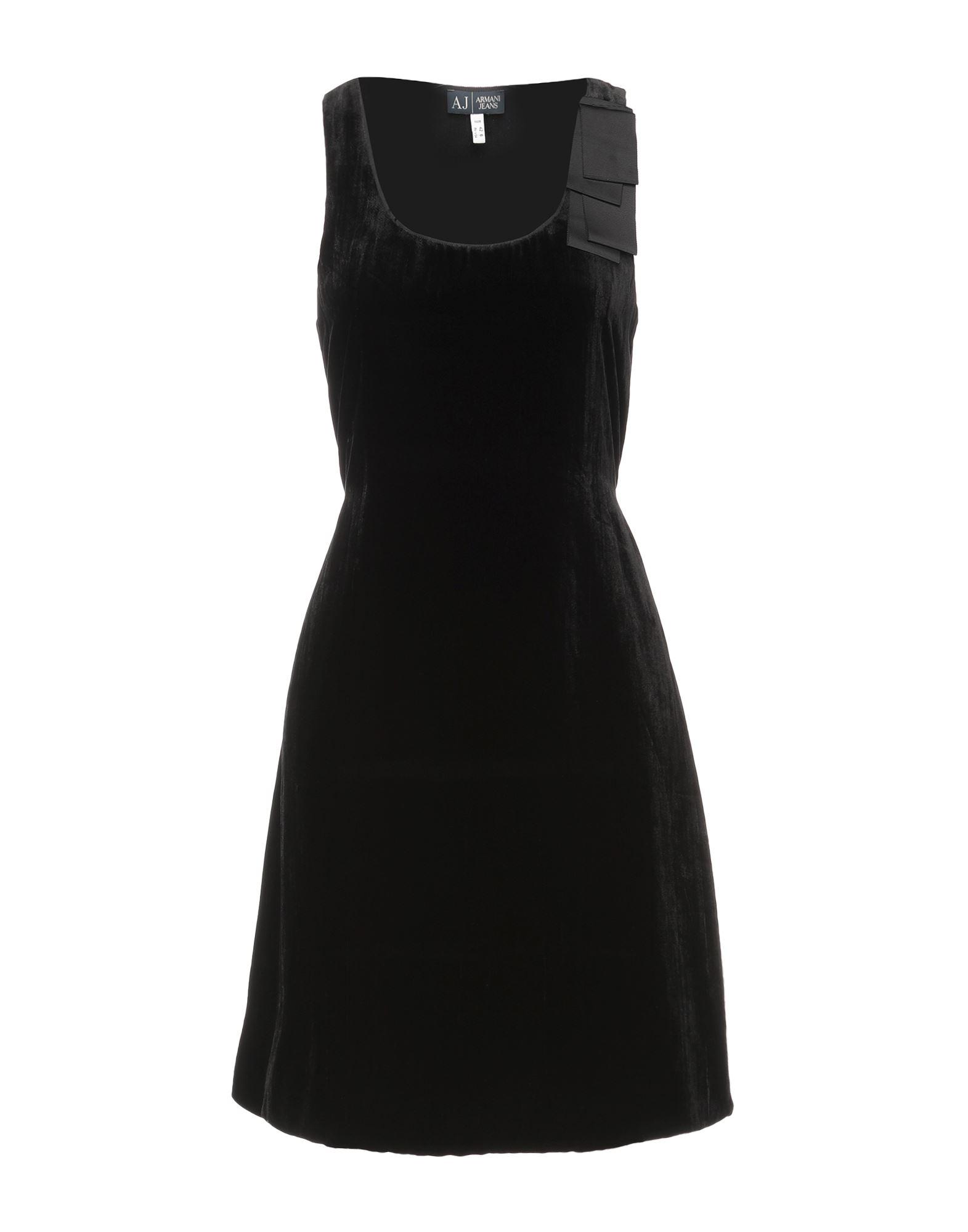 ARMANI JEANS Короткое платье
