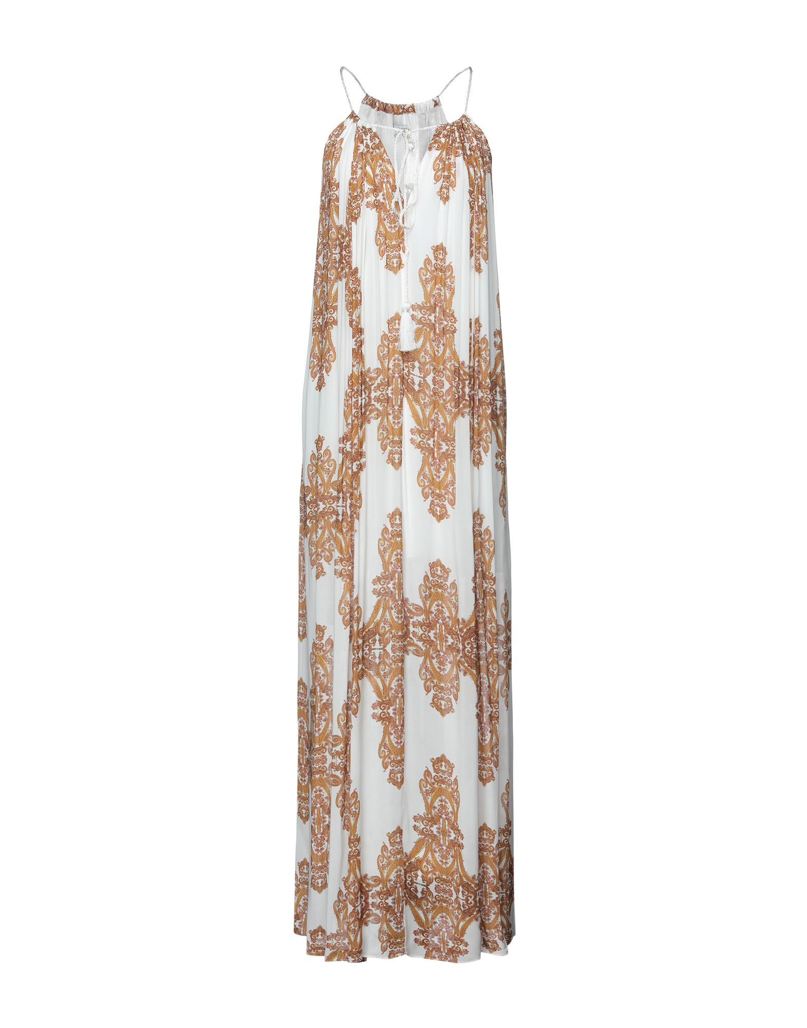 платье silvian heach silvian heach si386ewekpf2 SILVIAN HEACH Длинное платье