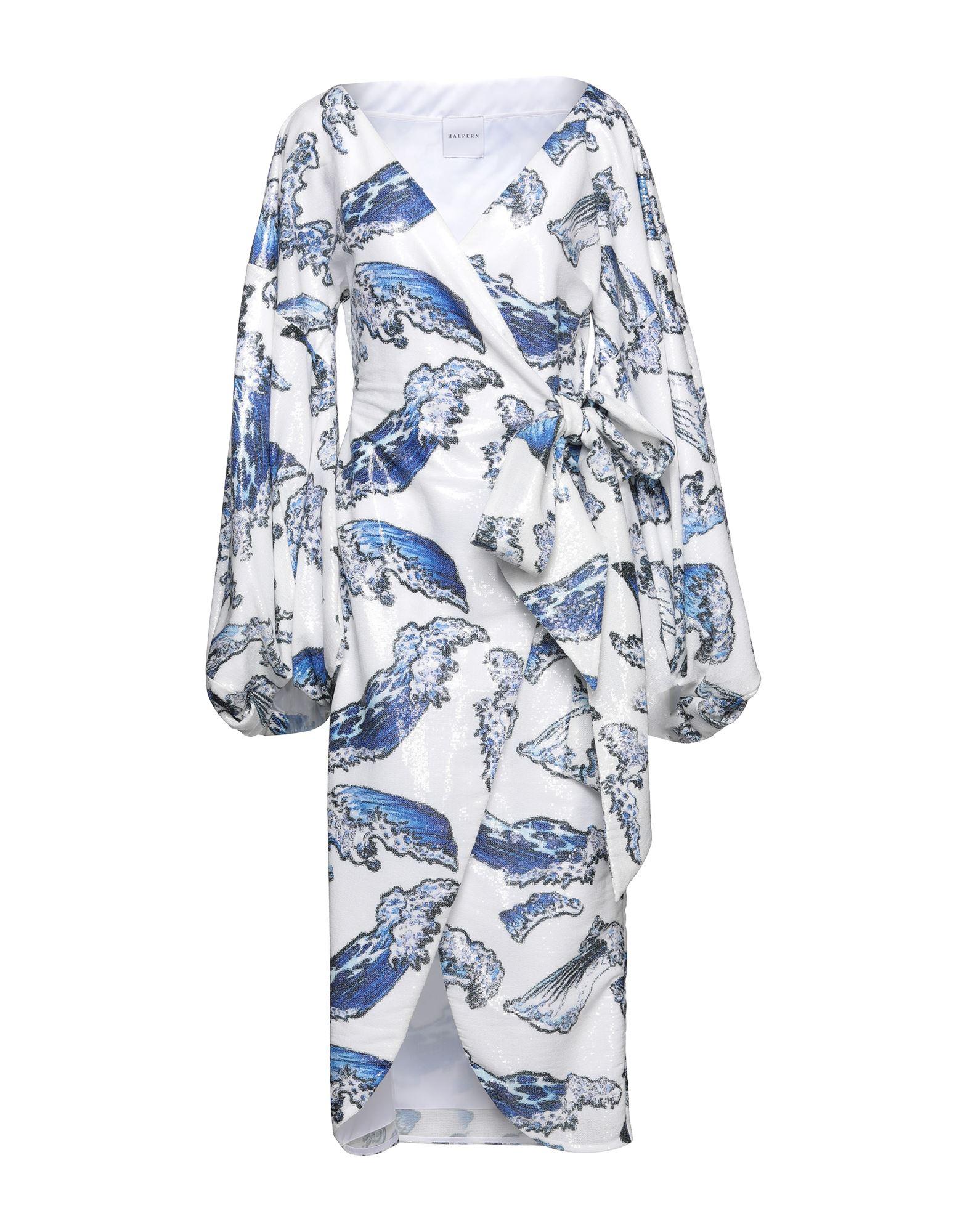 halpern блузка HALPERN Платье миди