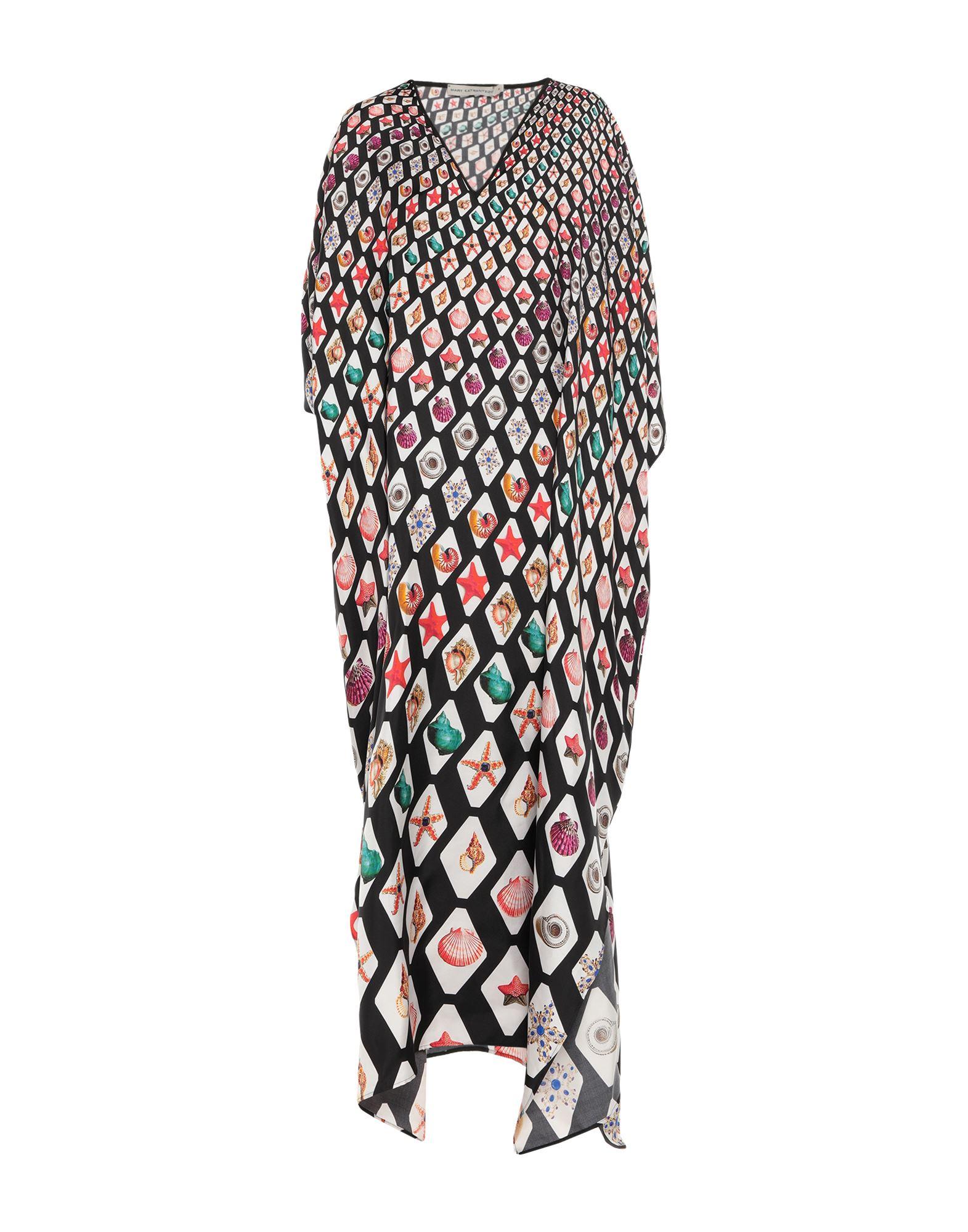 MARY KATRANTZOU Длинное платье mary katrantzou платье длиной 3 4