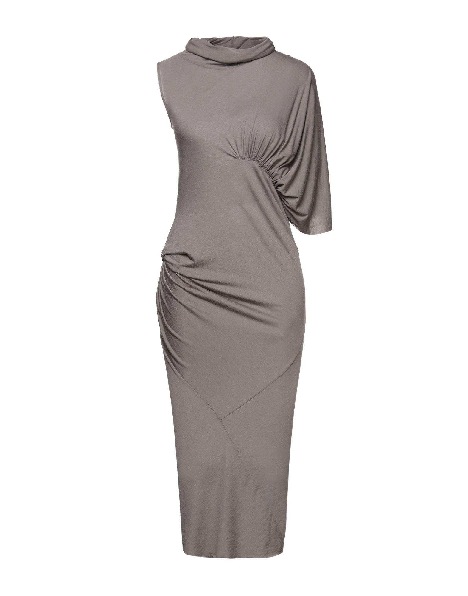 Фото - RICK OWENS LILIES Платье длиной 3/4 rick owens lilies длинное платье