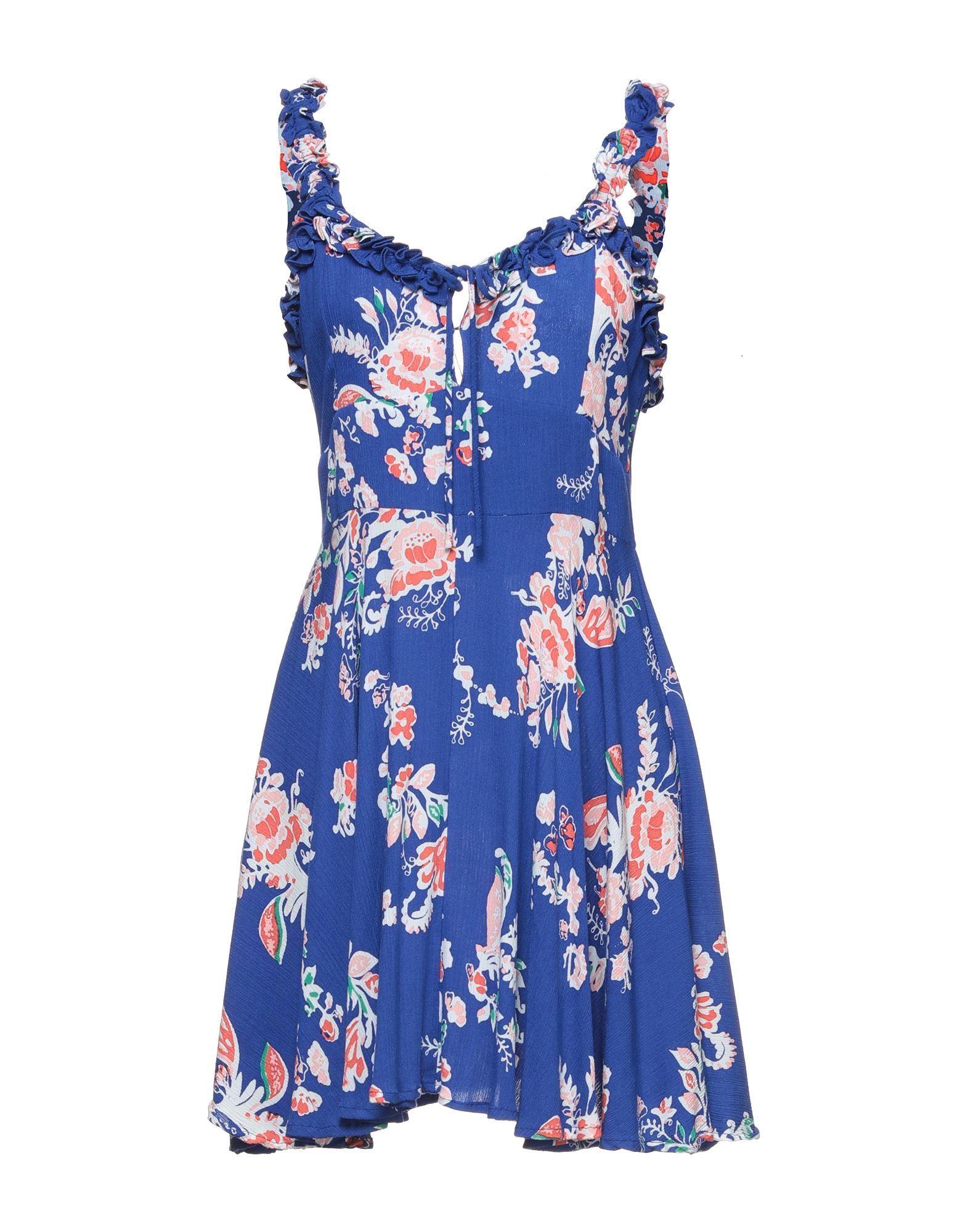 Фото - CLEOBELLA Короткое платье cleobella pубашка