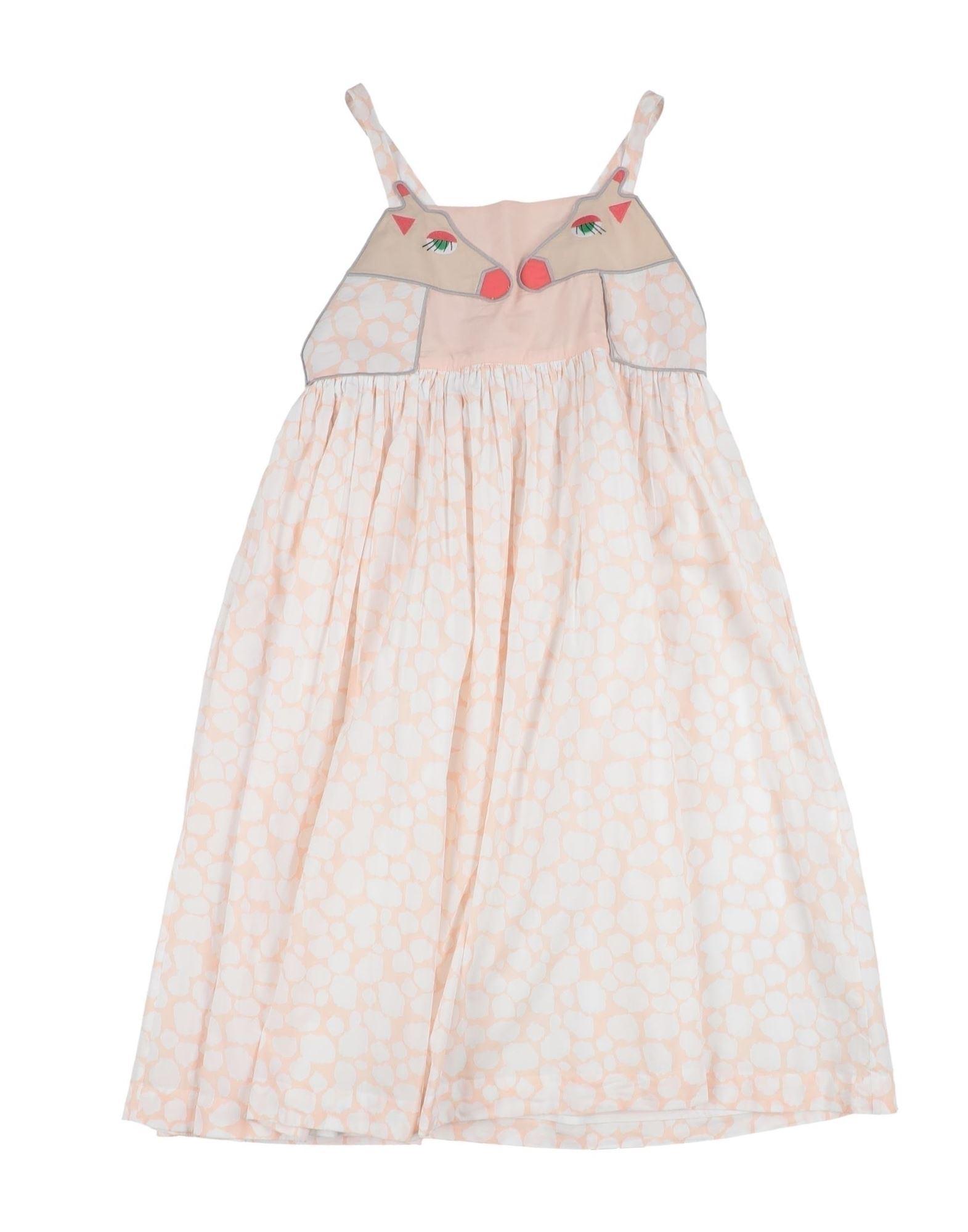 《セール開催中》STELLA McCARTNEY KIDS ガールズ 9-16 歳 ワンピース&ドレス ピンク 10 コットン 100% / ポリエステル