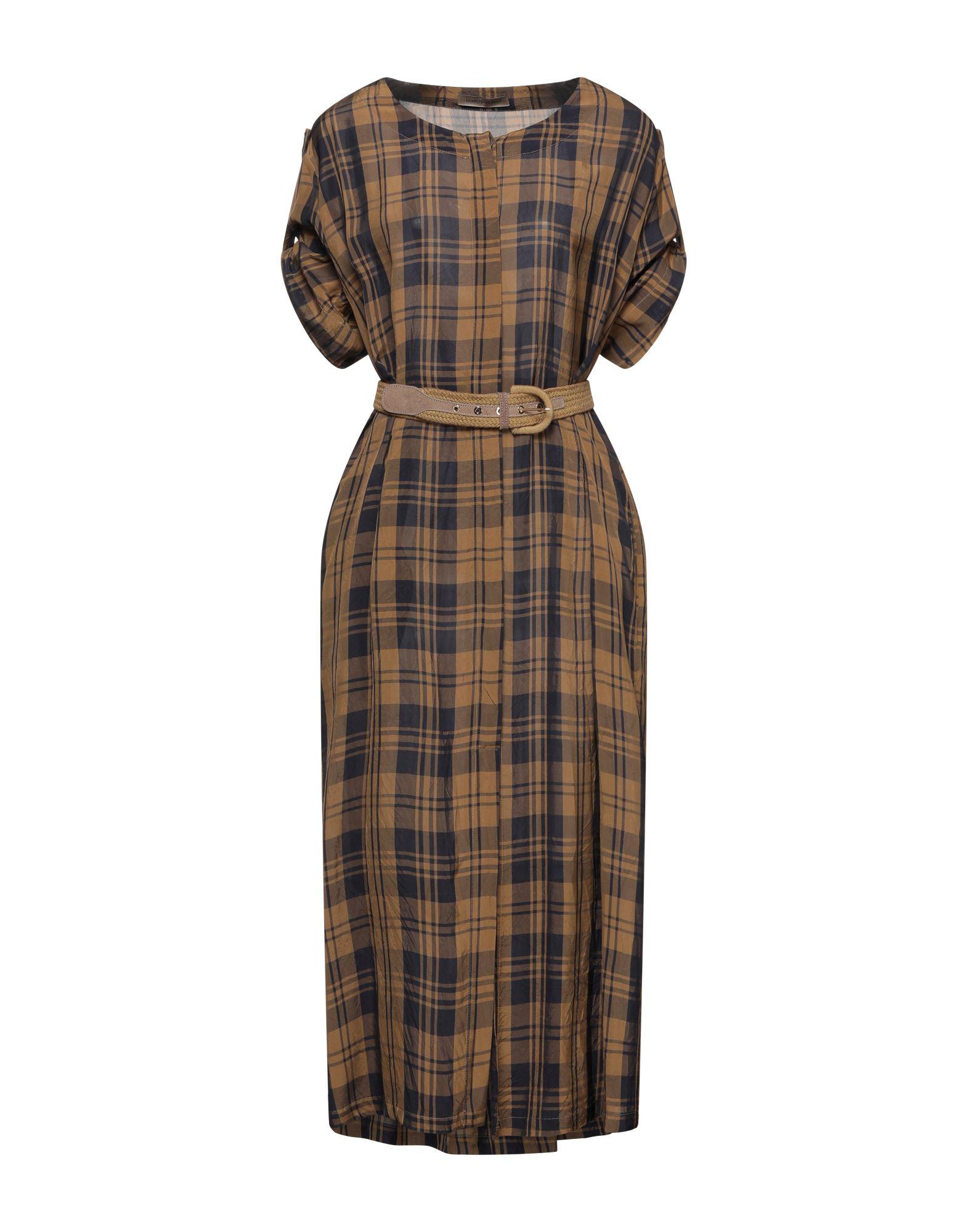 GENTRYPORTOFINO Платье длиной 3/4 gentryportofino короткое платье