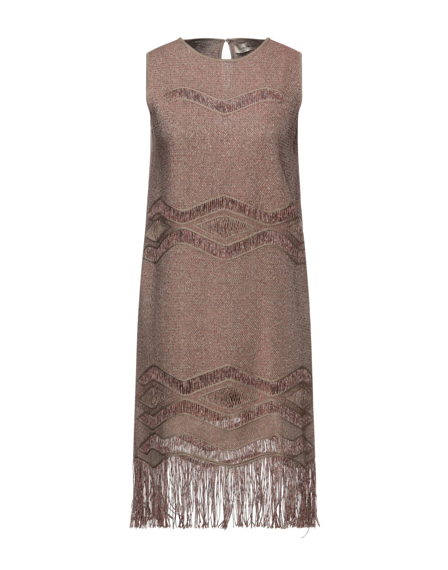 GENTRYPORTOFINO Платье до колена gentryportofino короткое платье