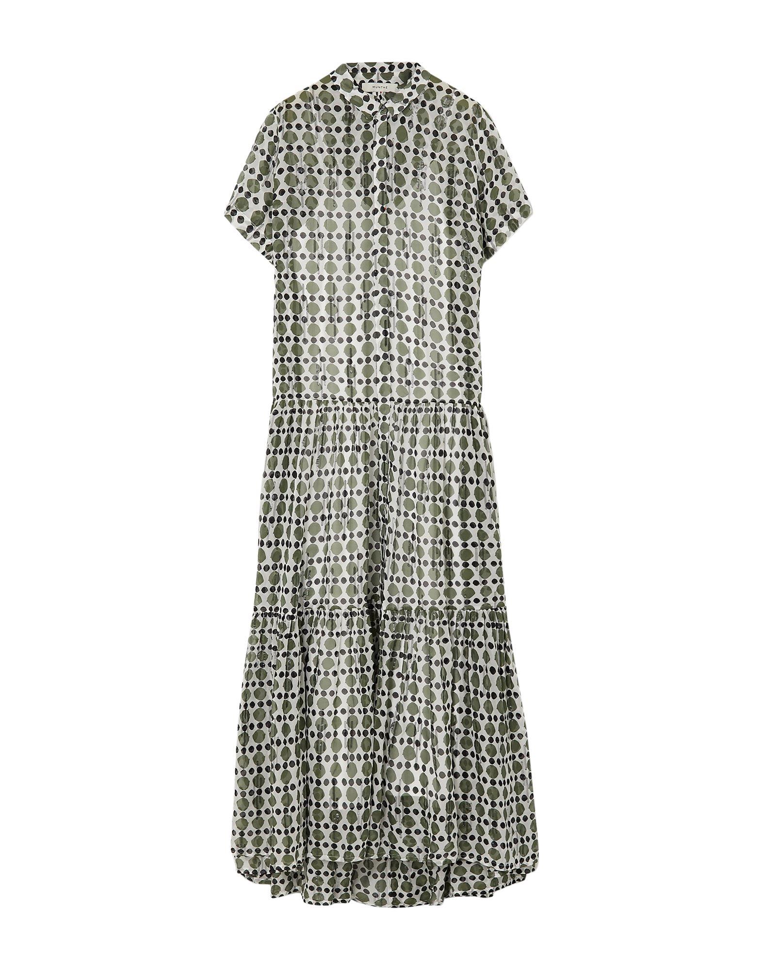 MUNTHE Длинное платье
