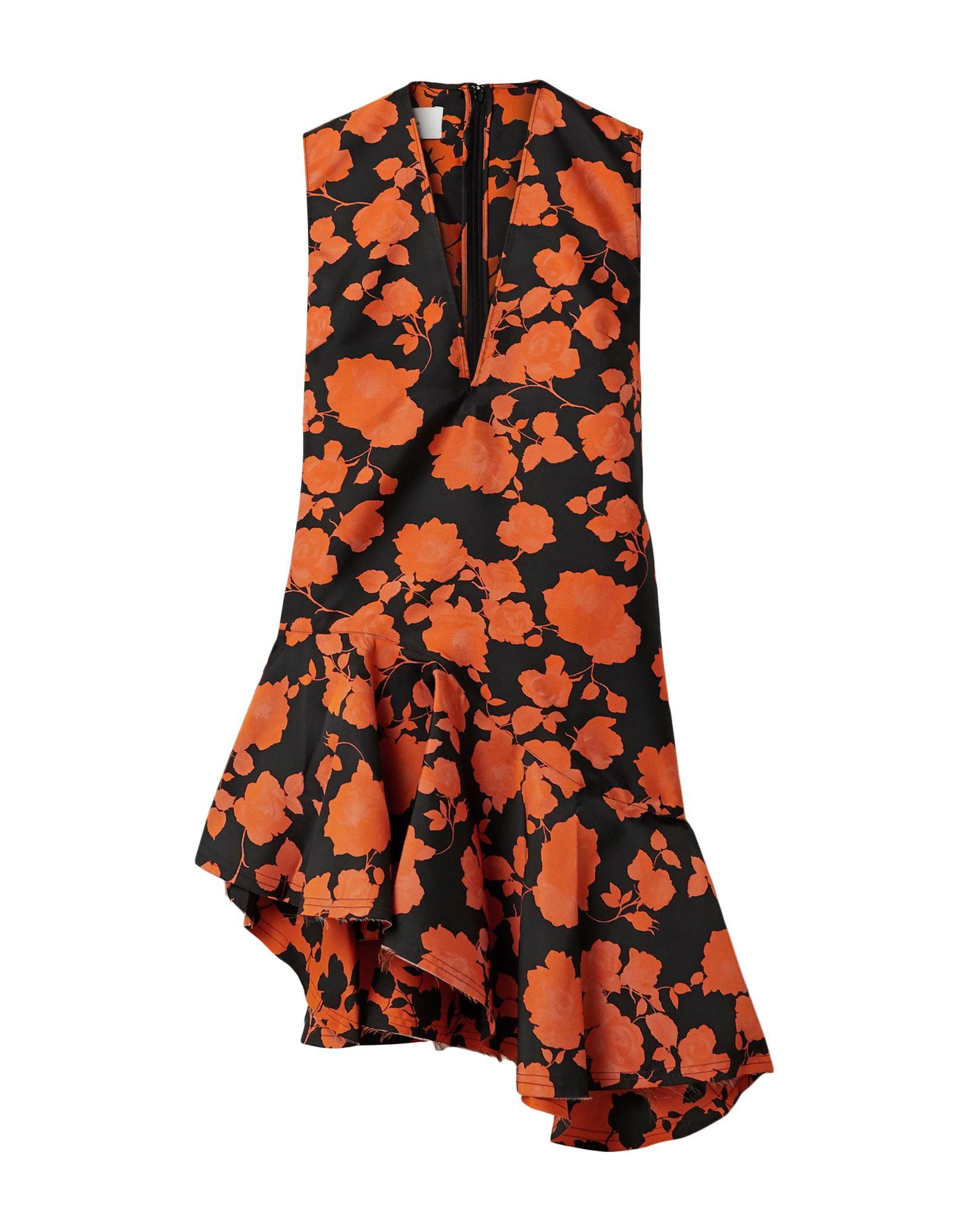 MARQUES' ALMEIDA Короткое платье marques almeida длинное платье