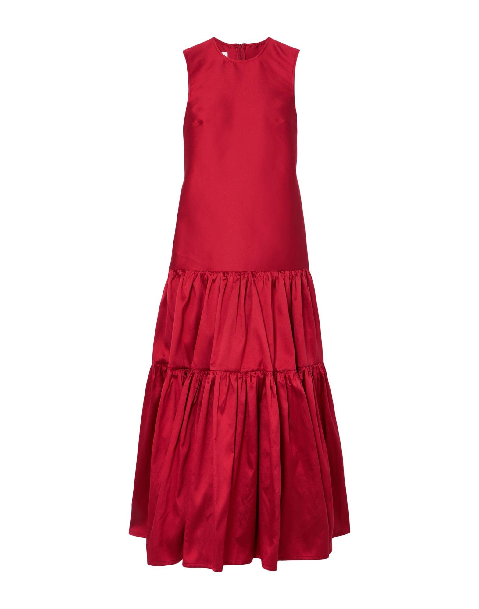 MARQUES' ALMEIDA Длинное платье marques almeida длинное платье