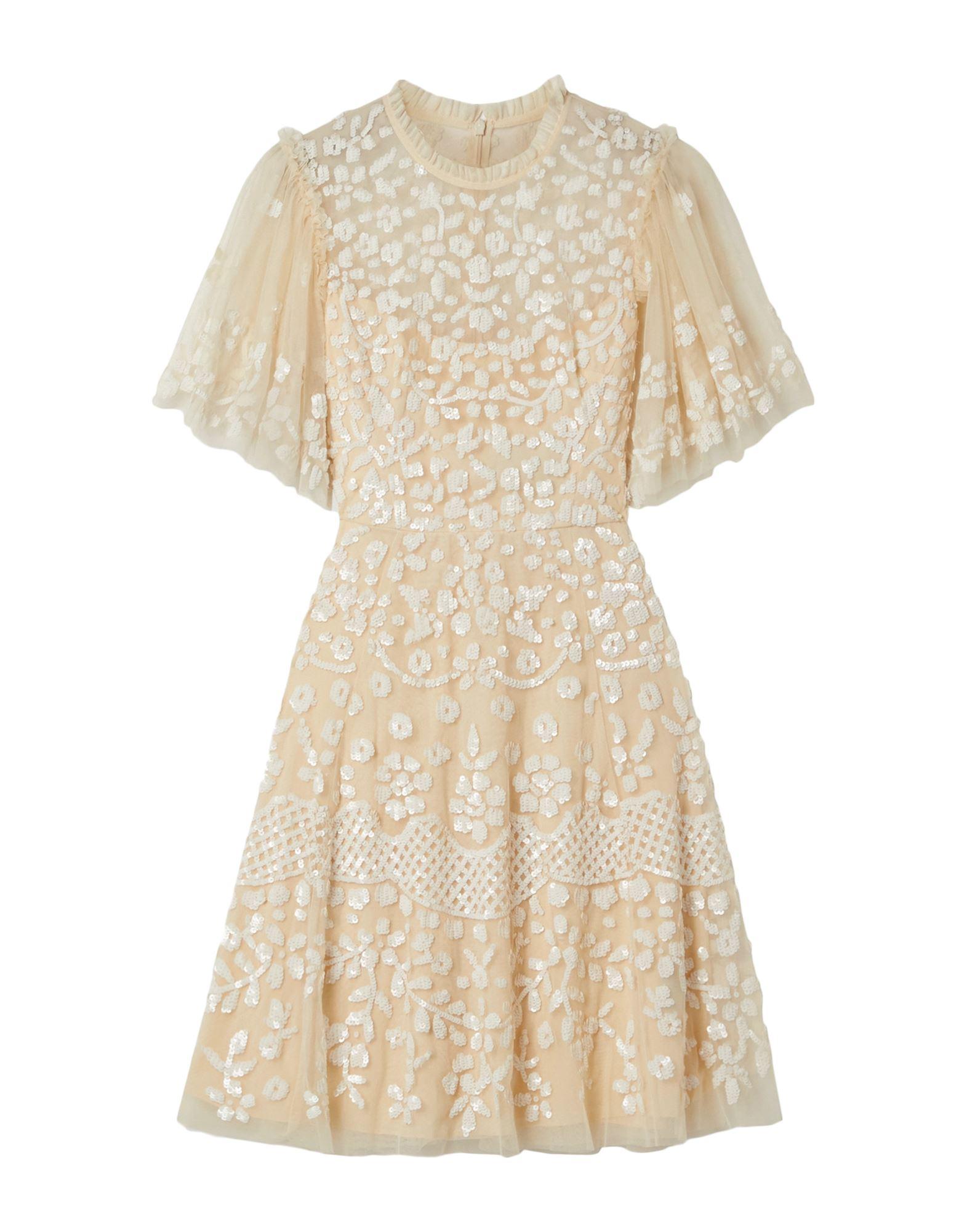 NEEDLE & THREAD Короткое платье фото