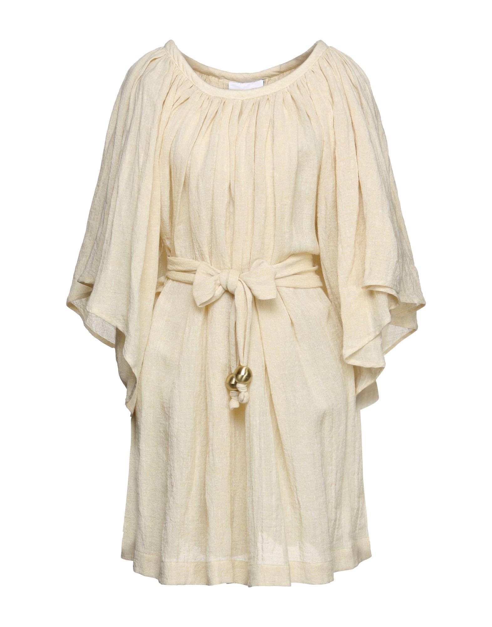 LISA MARIE FERNANDEZ Короткое платье lisa marie fernandez длинное платье