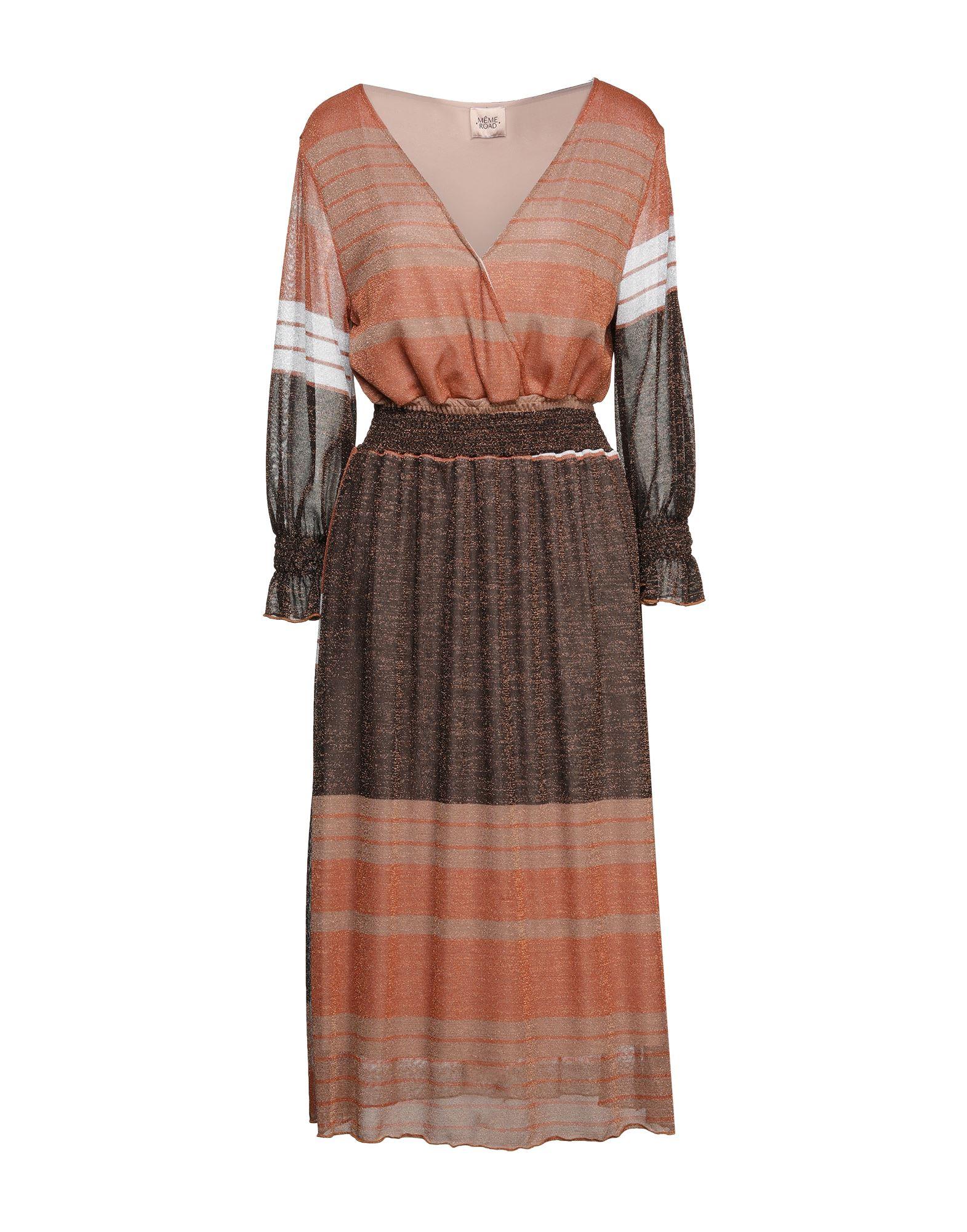 MÊME ROAD Платье длиной 3/4 même road юбка длиной 3 4