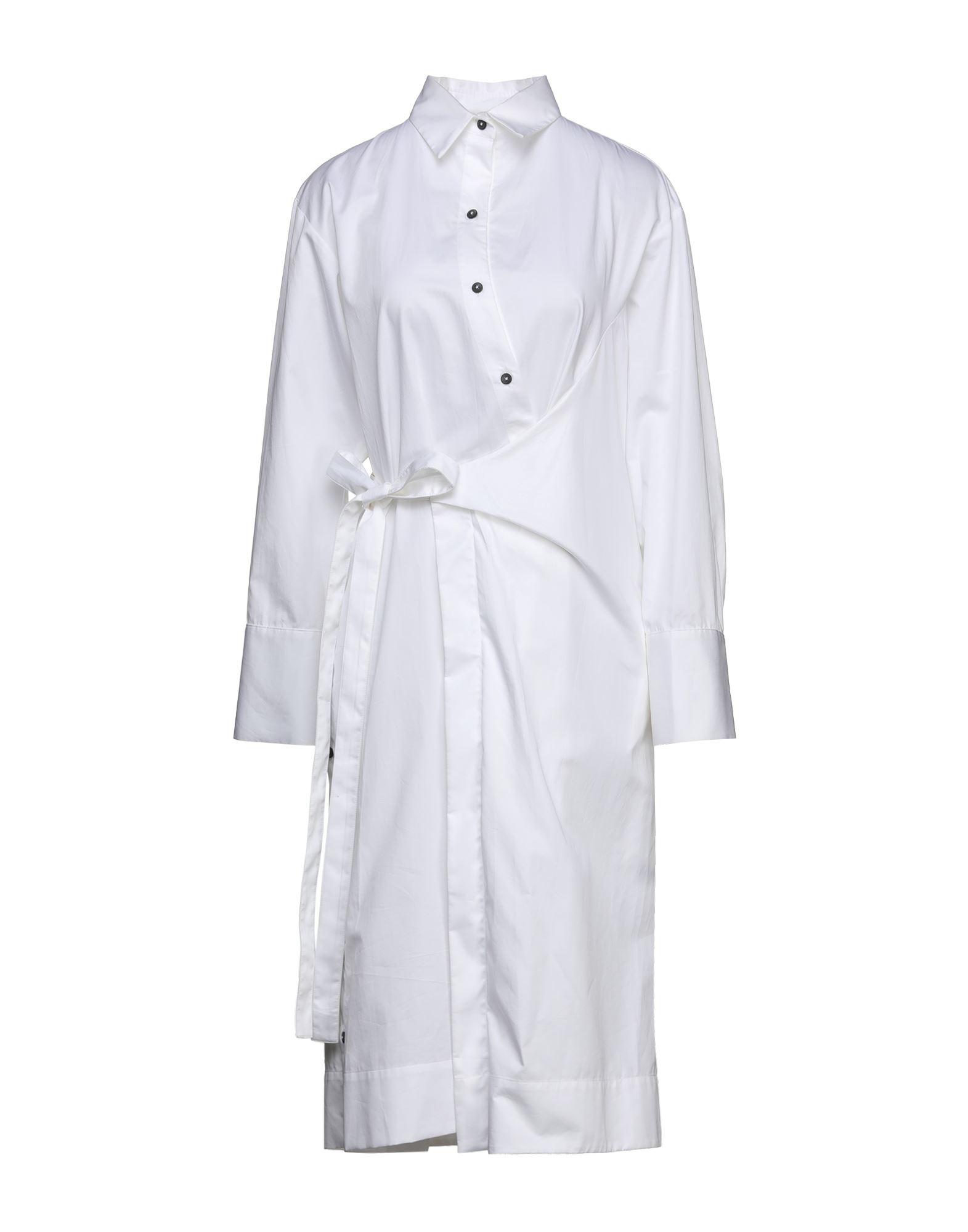 EUDON CHOI Платье до колена недорого