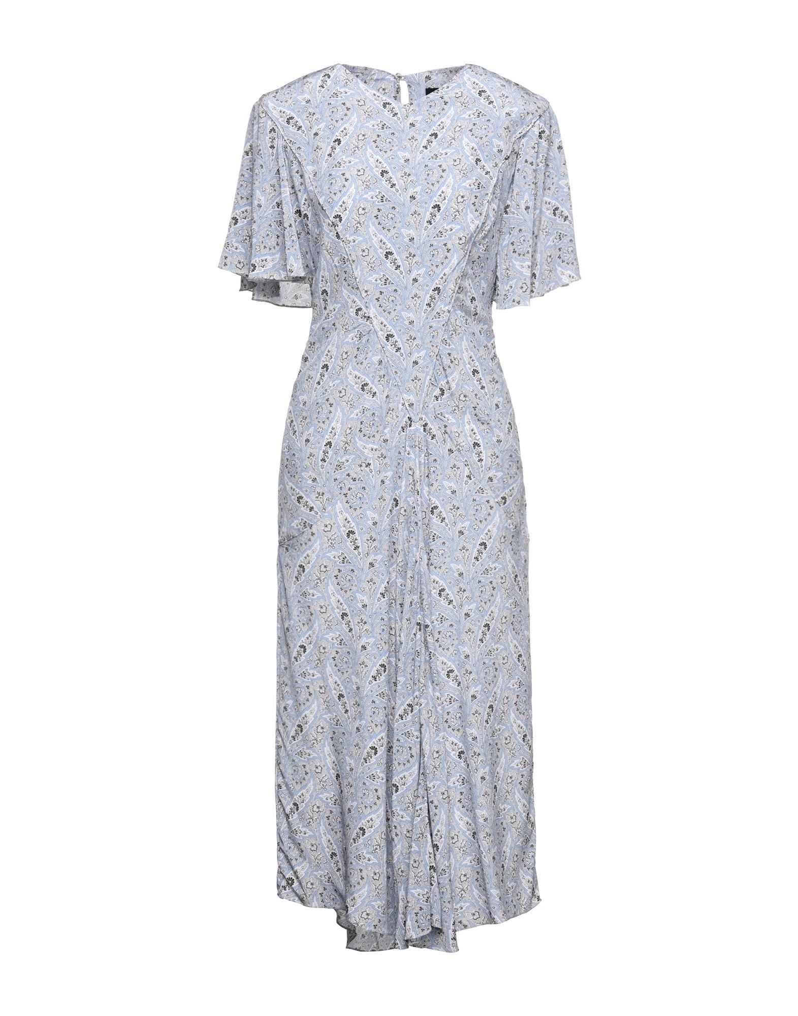ISABEL MARANT Платье длиной 3/4 isabel garcia платье длиной 3 4