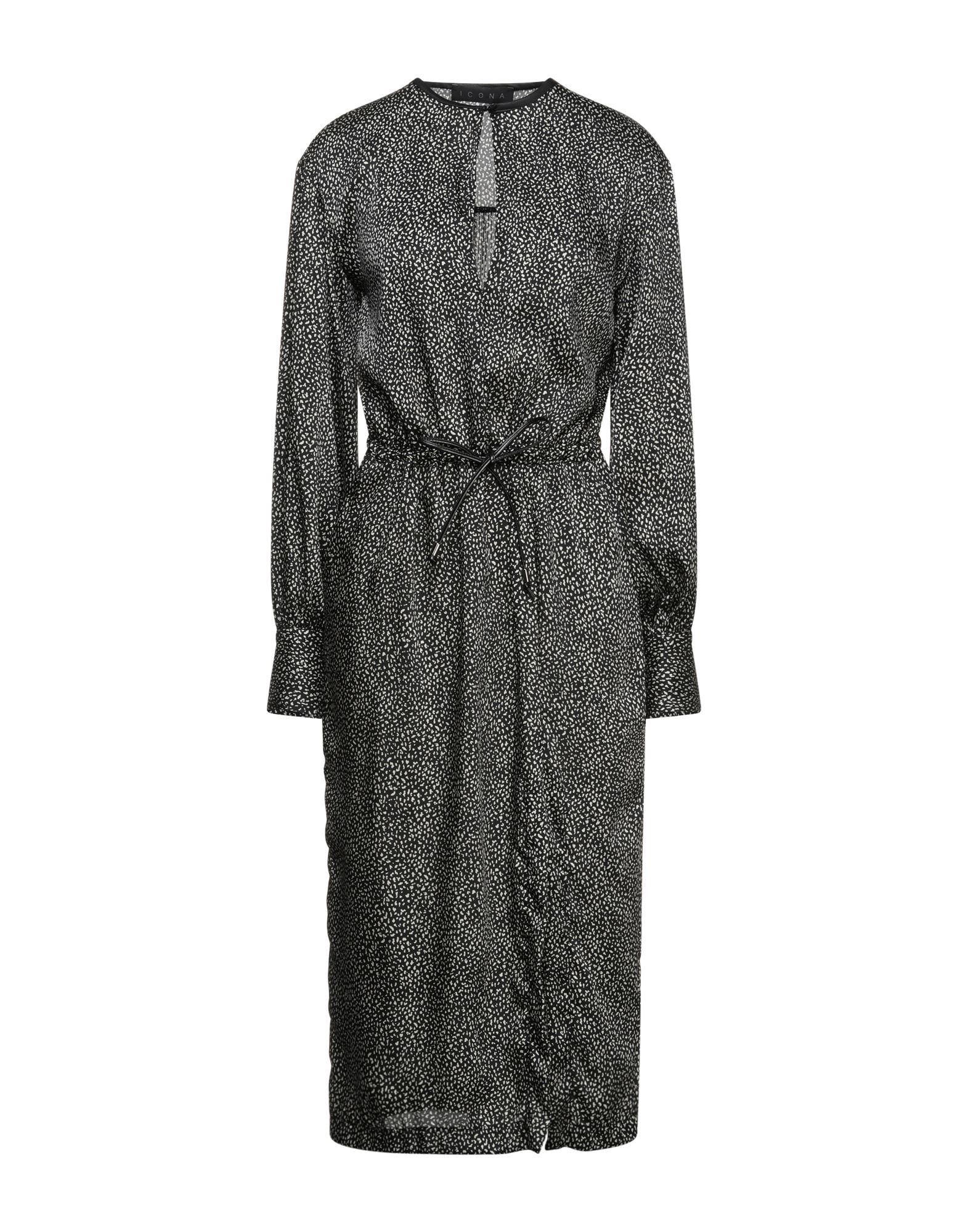 ICONA by KAOS Платье длиной 3/4 icona by kaos длинное платье