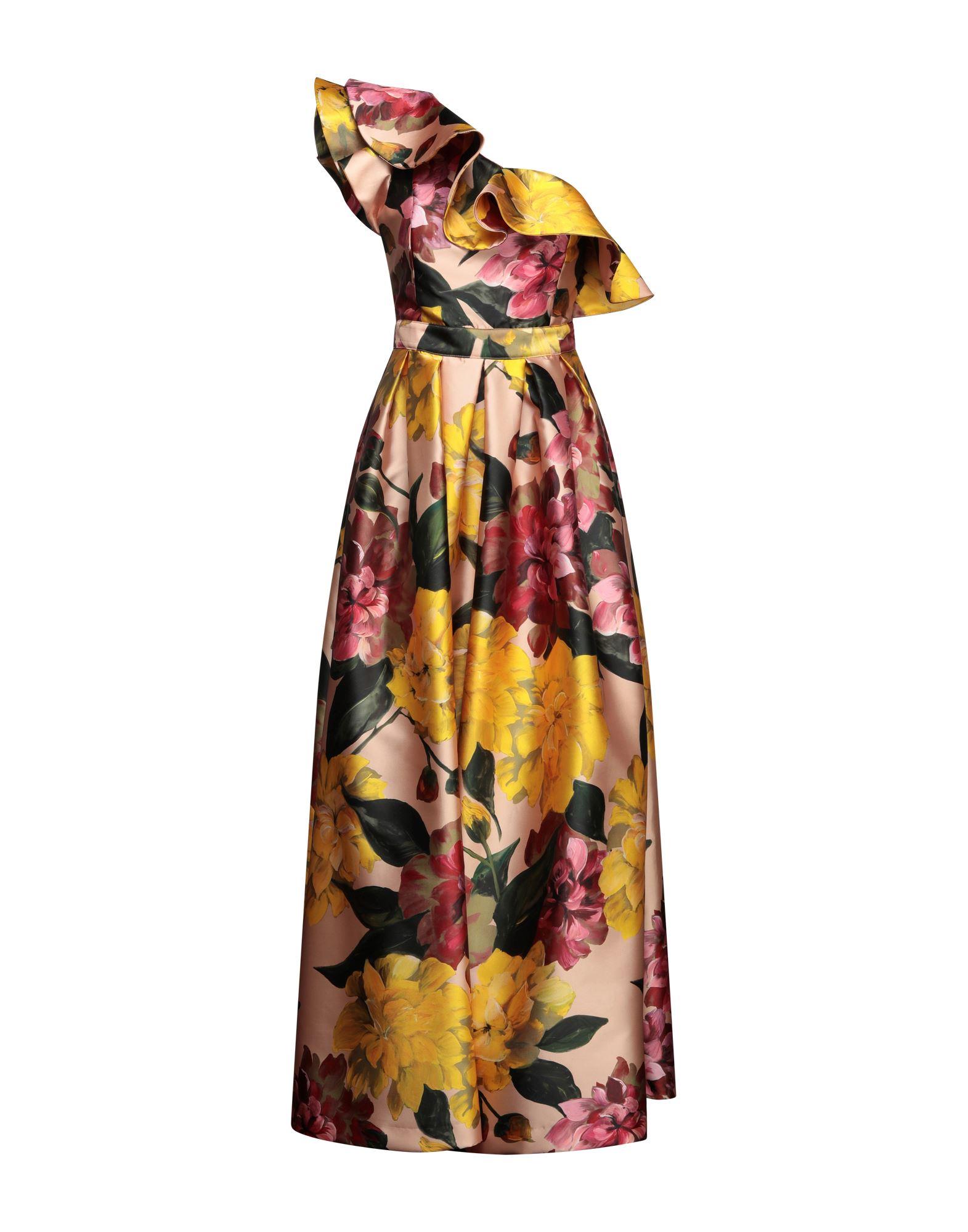 W LES FEMMES by BABYLON Длинное платье pour les femmes длинное платье